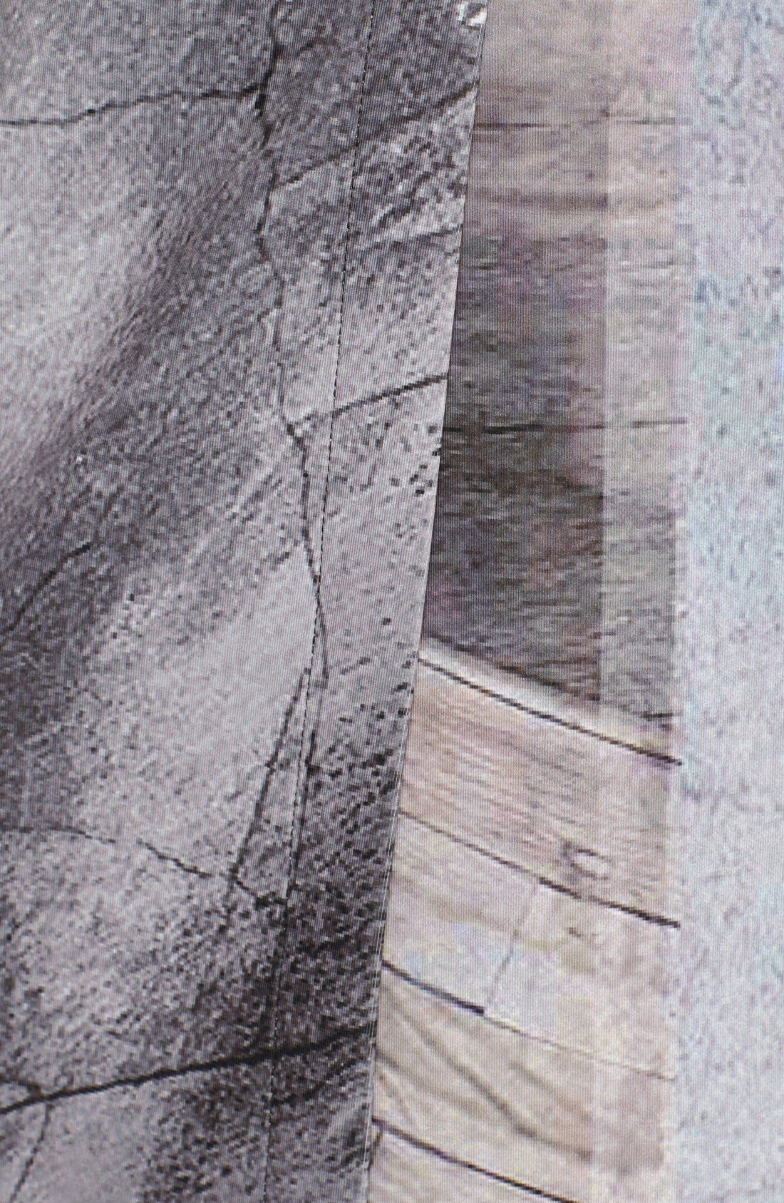 Alternate Image 4  - Yigal Azrouël Print Adjustable Length Skirt