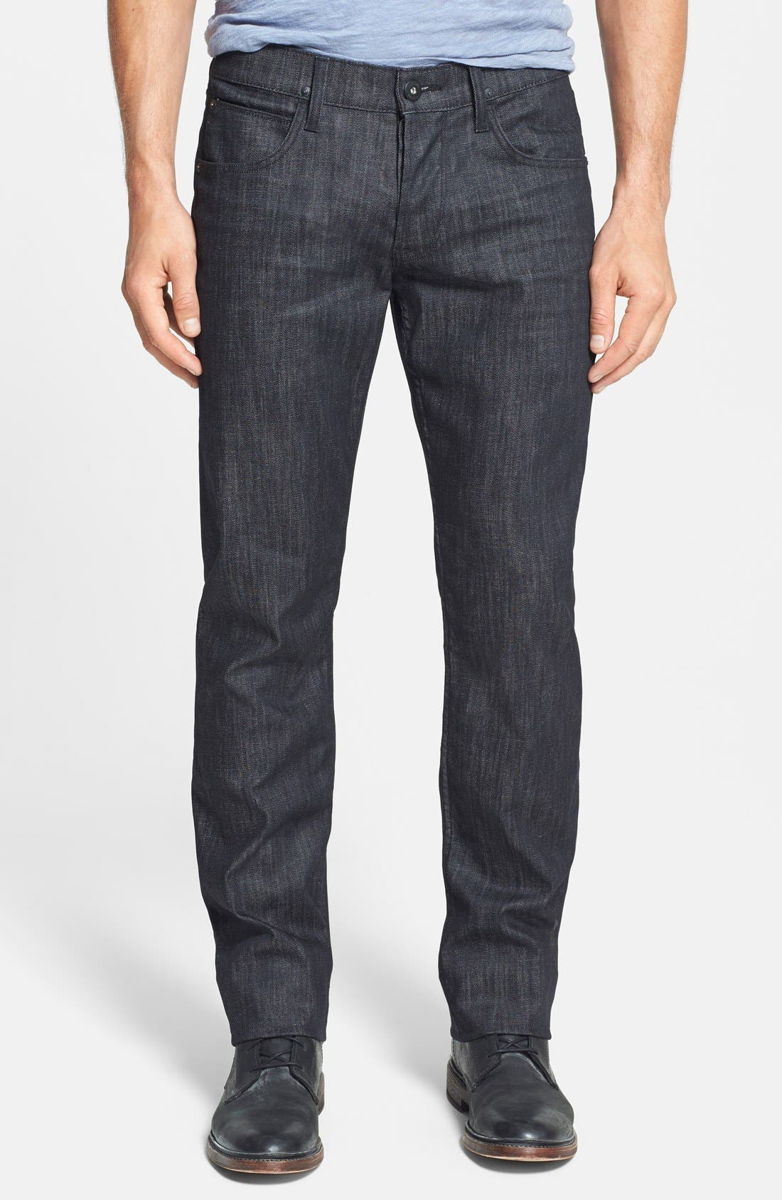 Main Image - Hudson Jeans 'Byron' Straight Leg Jeans (Mogul)