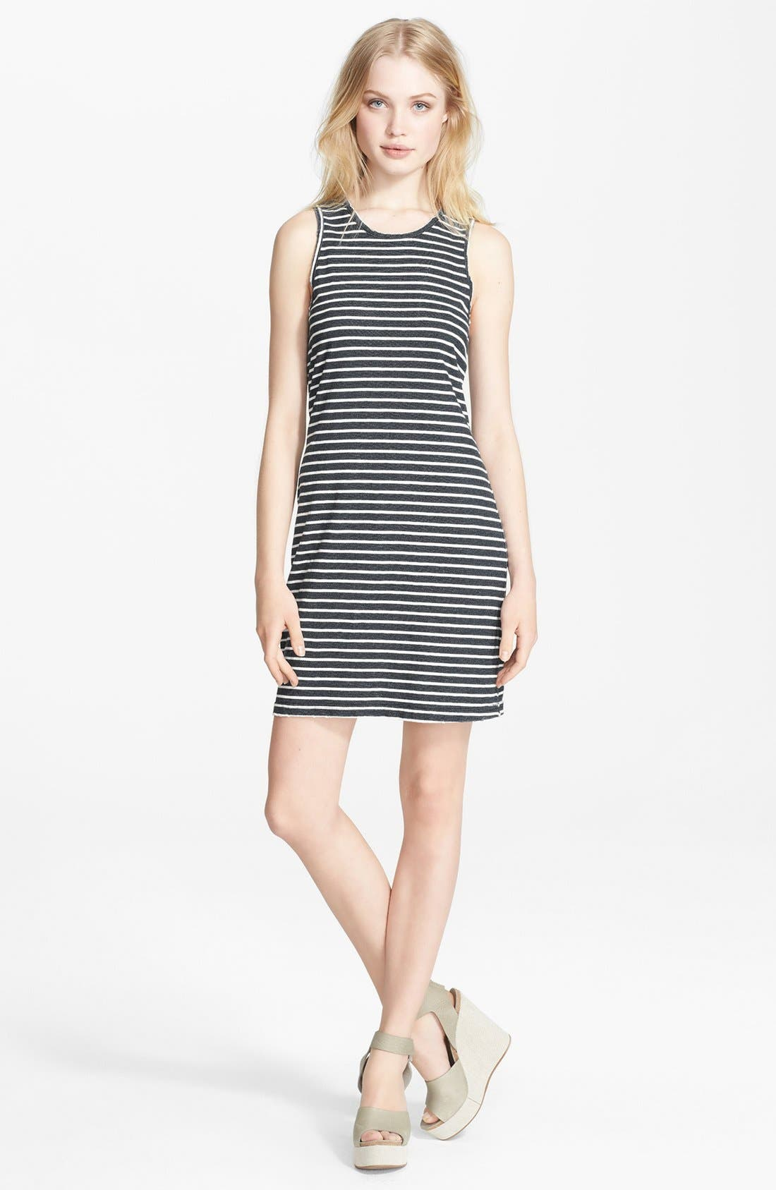 Alternate Image 1 Selected - Current/Elliott 'The Louella' Tank Dress