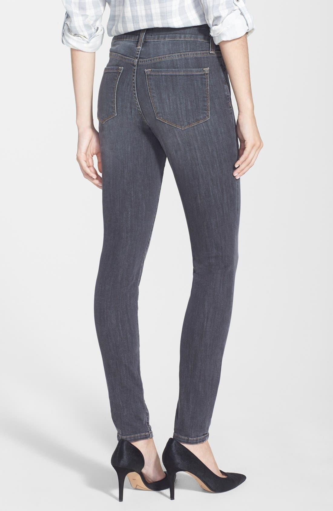 Alternate Image 2  - NYDJ 'Ami' Stretch Skinny Jeans (Dakota) (Regular & Petite)