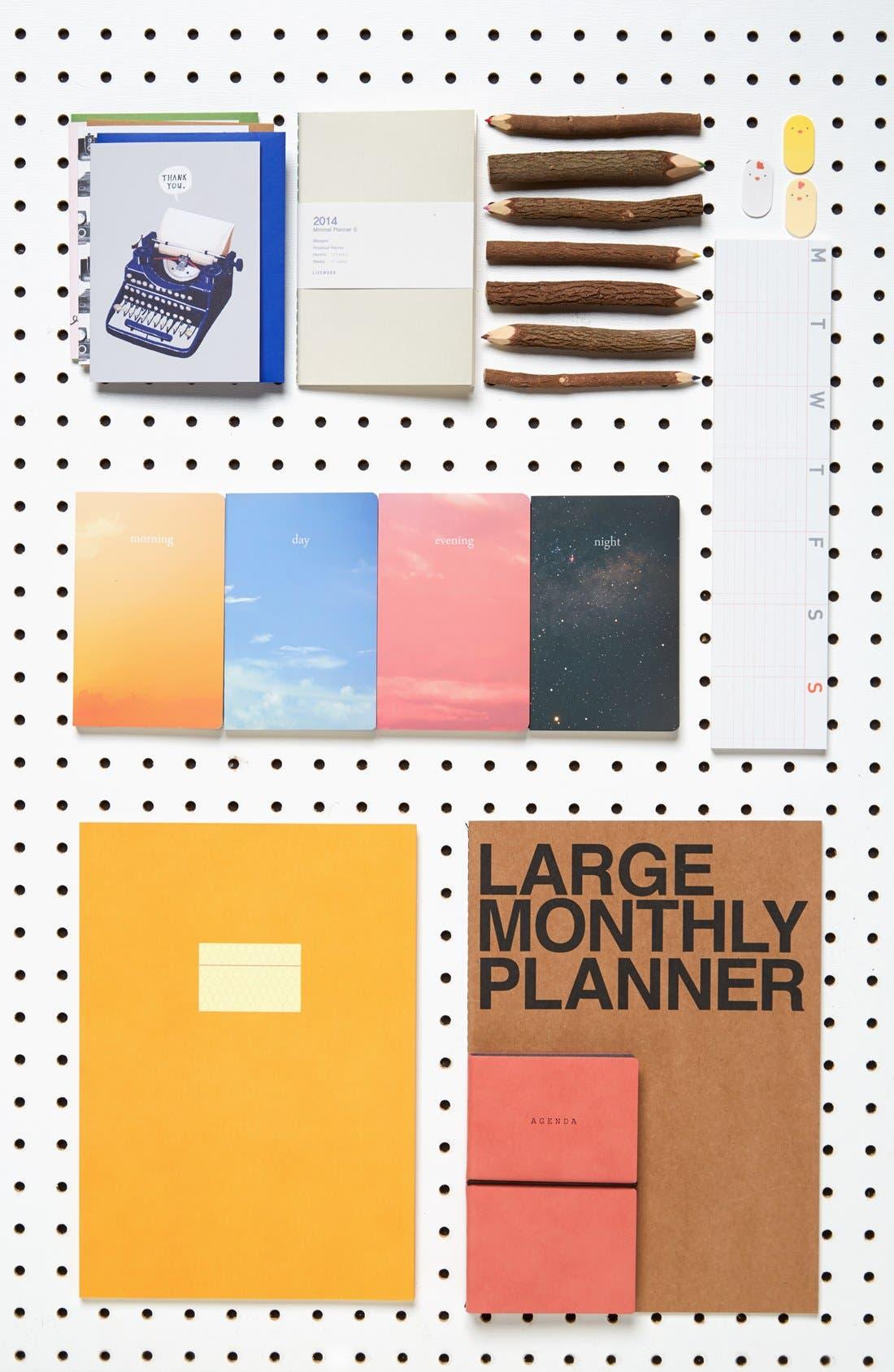 Alternate Image 3  - Poketo 'One Day' Small Notebook
