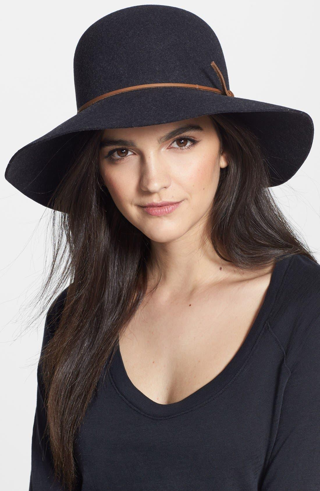 Main Image - rag & bone 'Dunaway' Wool Hat