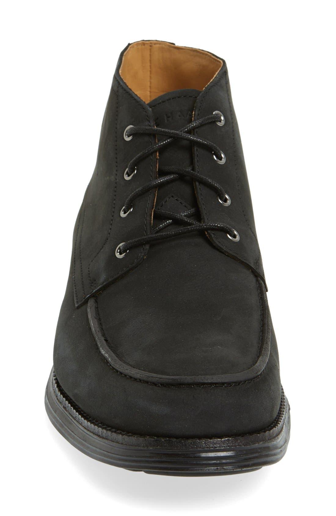 Alternate Image 3  - Cole Haan 'LunarGrand' Moc Toe Boot (Men)