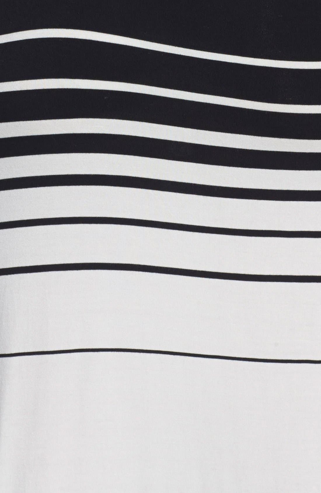 Alternate Image 3  - Young, Fabulous & Broke 'Hamptons' Stripe Maxi Dress