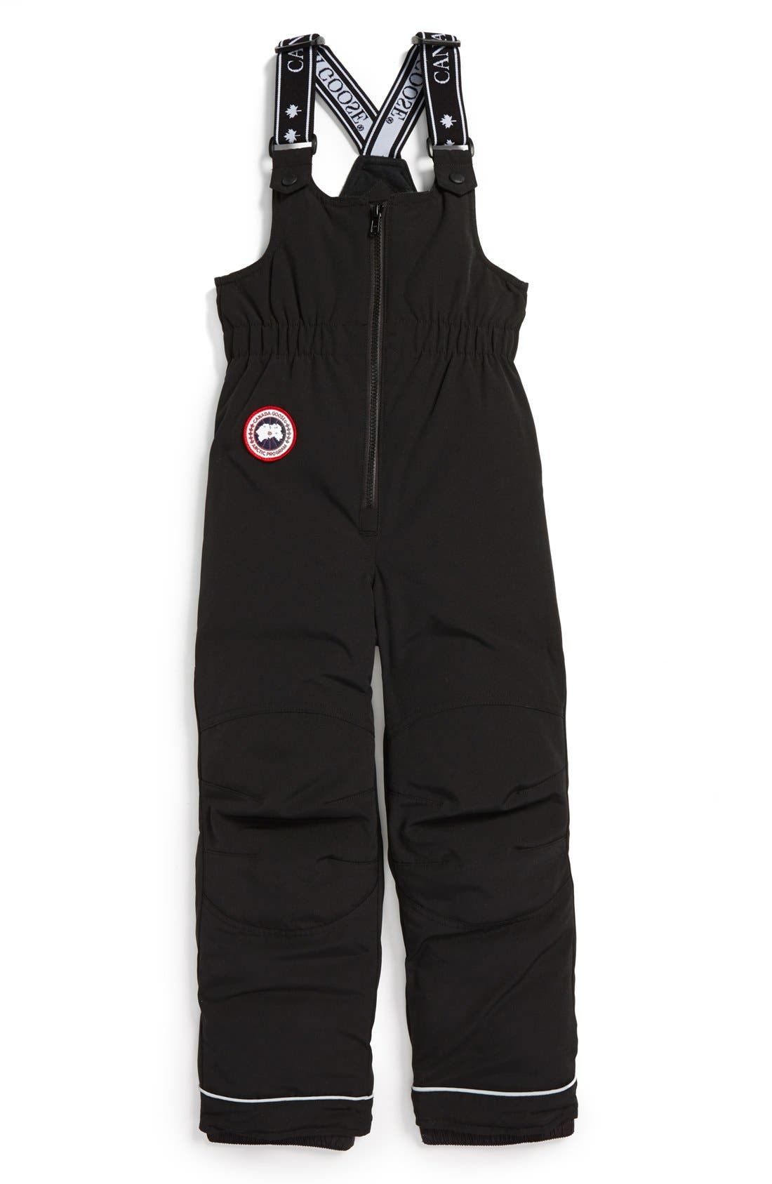 Canada Goose 'Thunder' Down Snow Pants (Toddler & Little Kids)