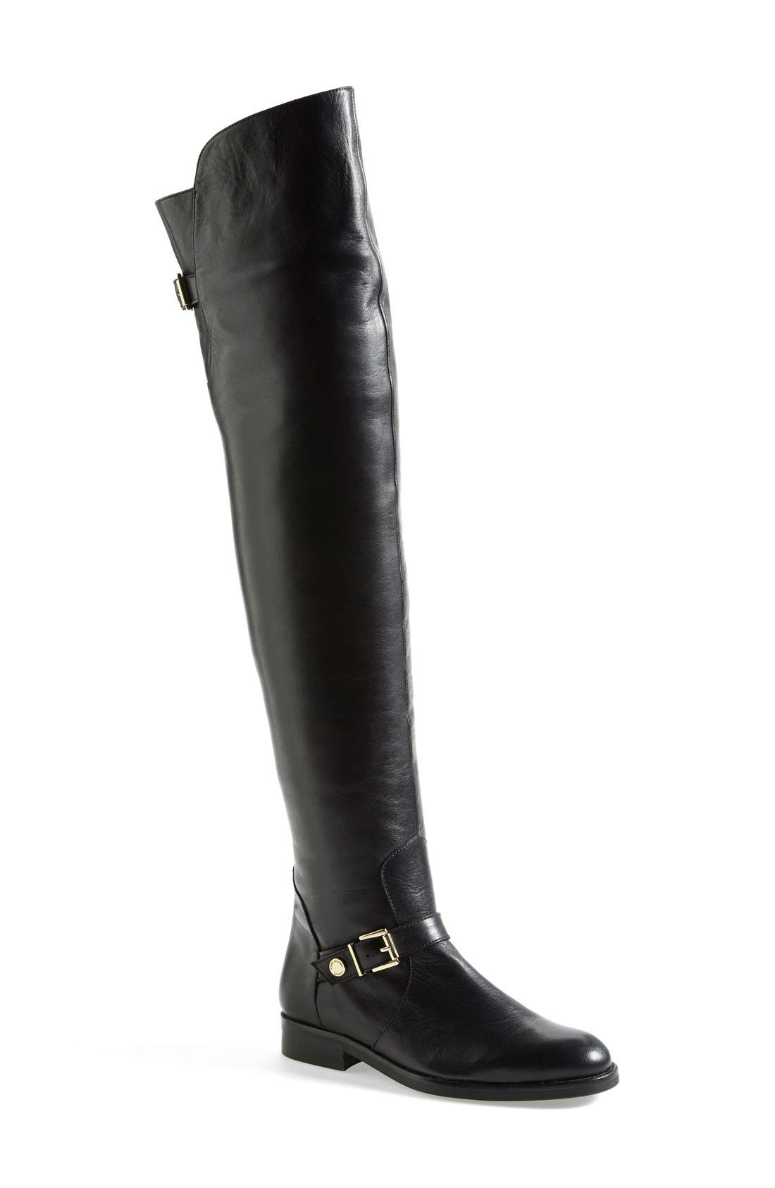Main Image - Kurt Geiger London 'Rowland' Over the Knee Boot (Women)