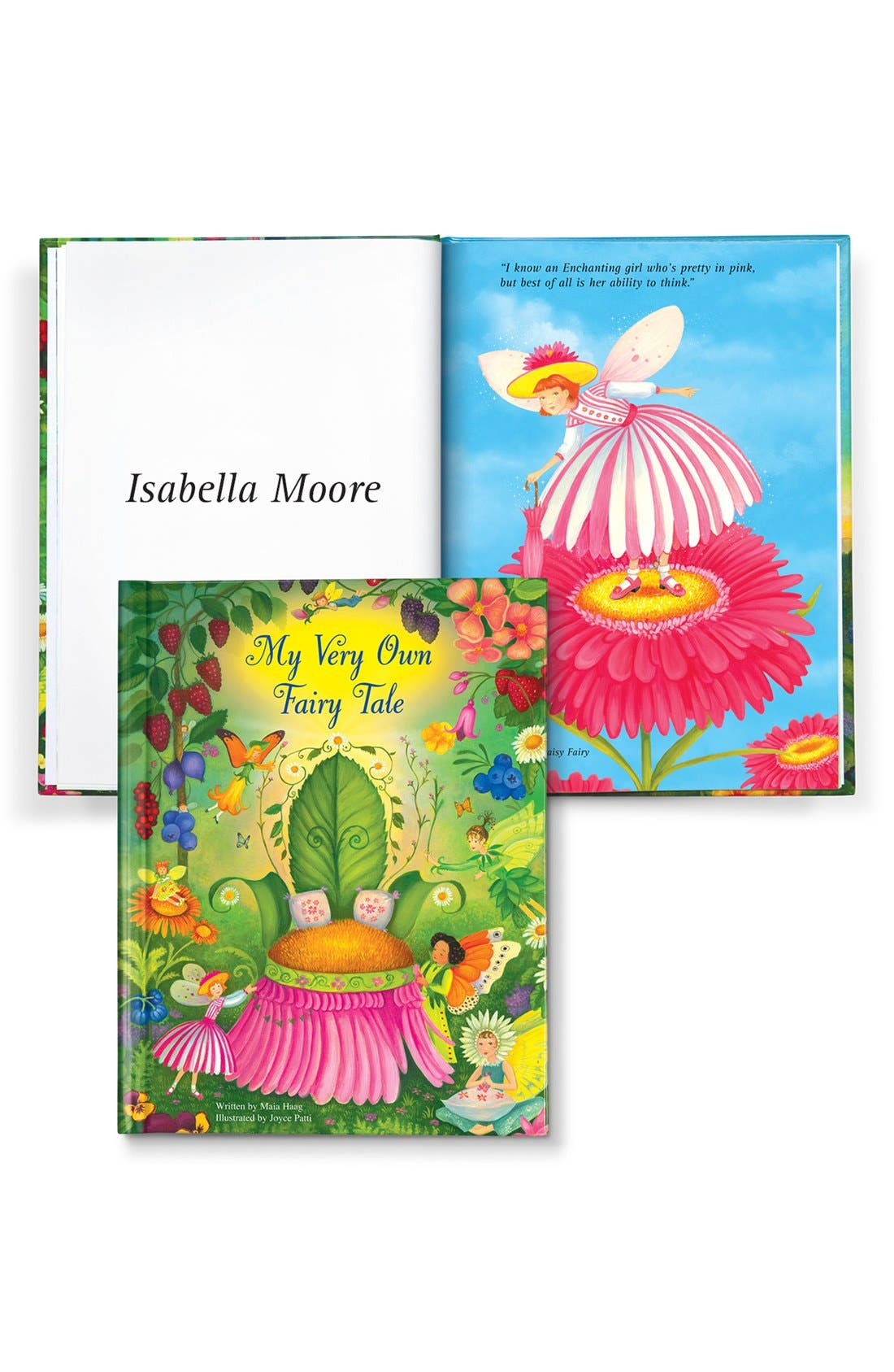 Alternate Image 2  - 'My Very Own Fairy Tale' Personalized Book
