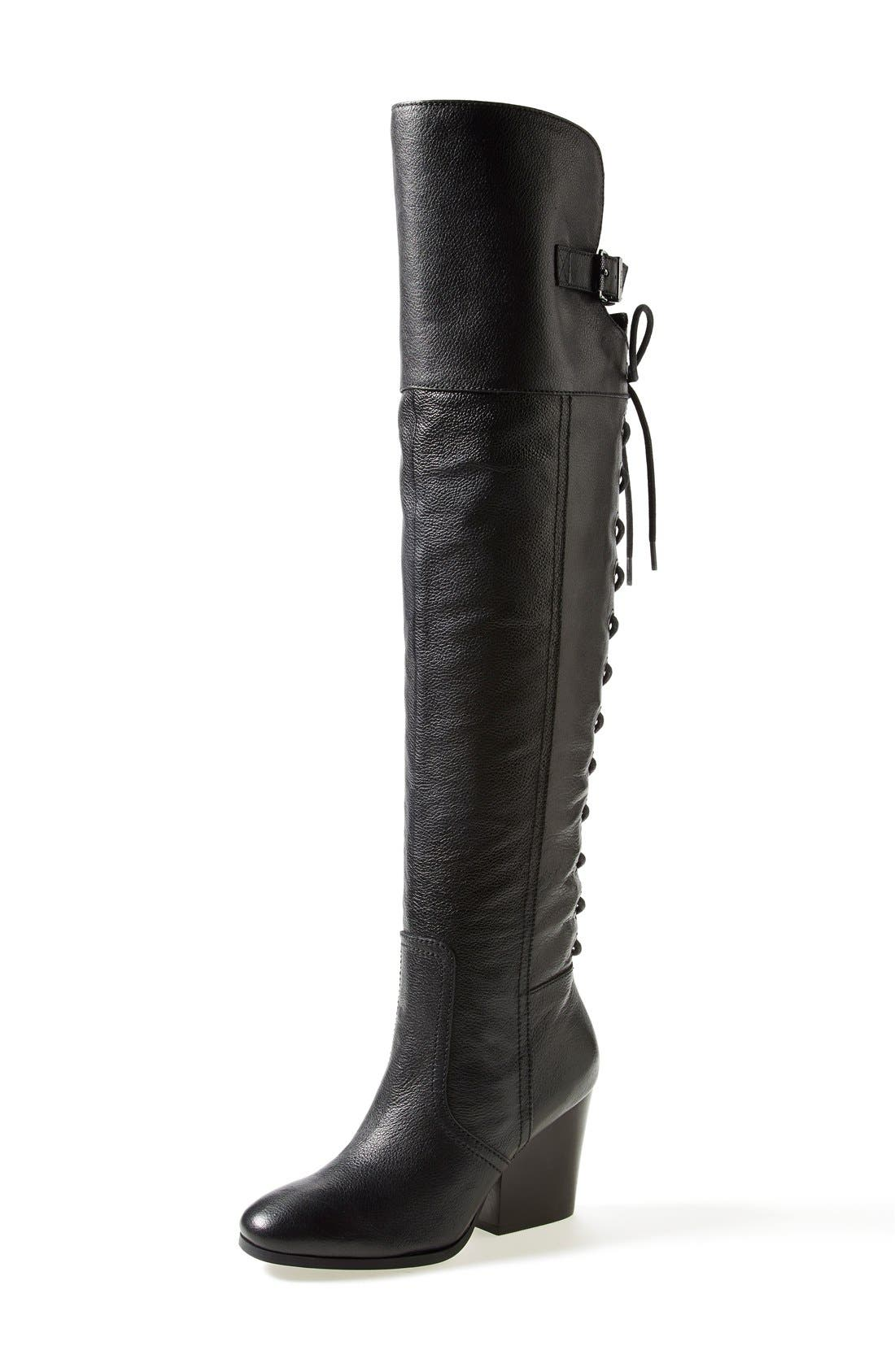 Alternate Image 1 Selected - Circus by Sam Edelman 'Tatum' Over The Knee Boot (Women)