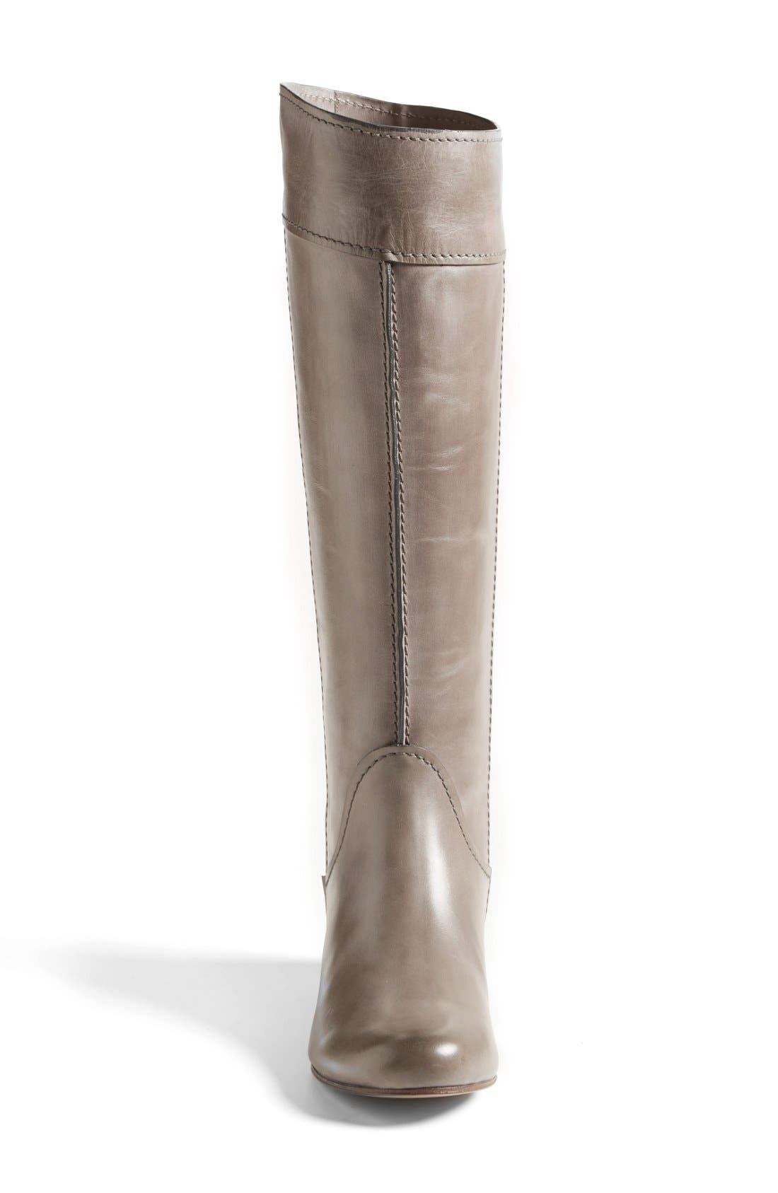 Alternate Image 3  - Chloé 'Heloise' Tall Calfskin Leather Boot (Women)