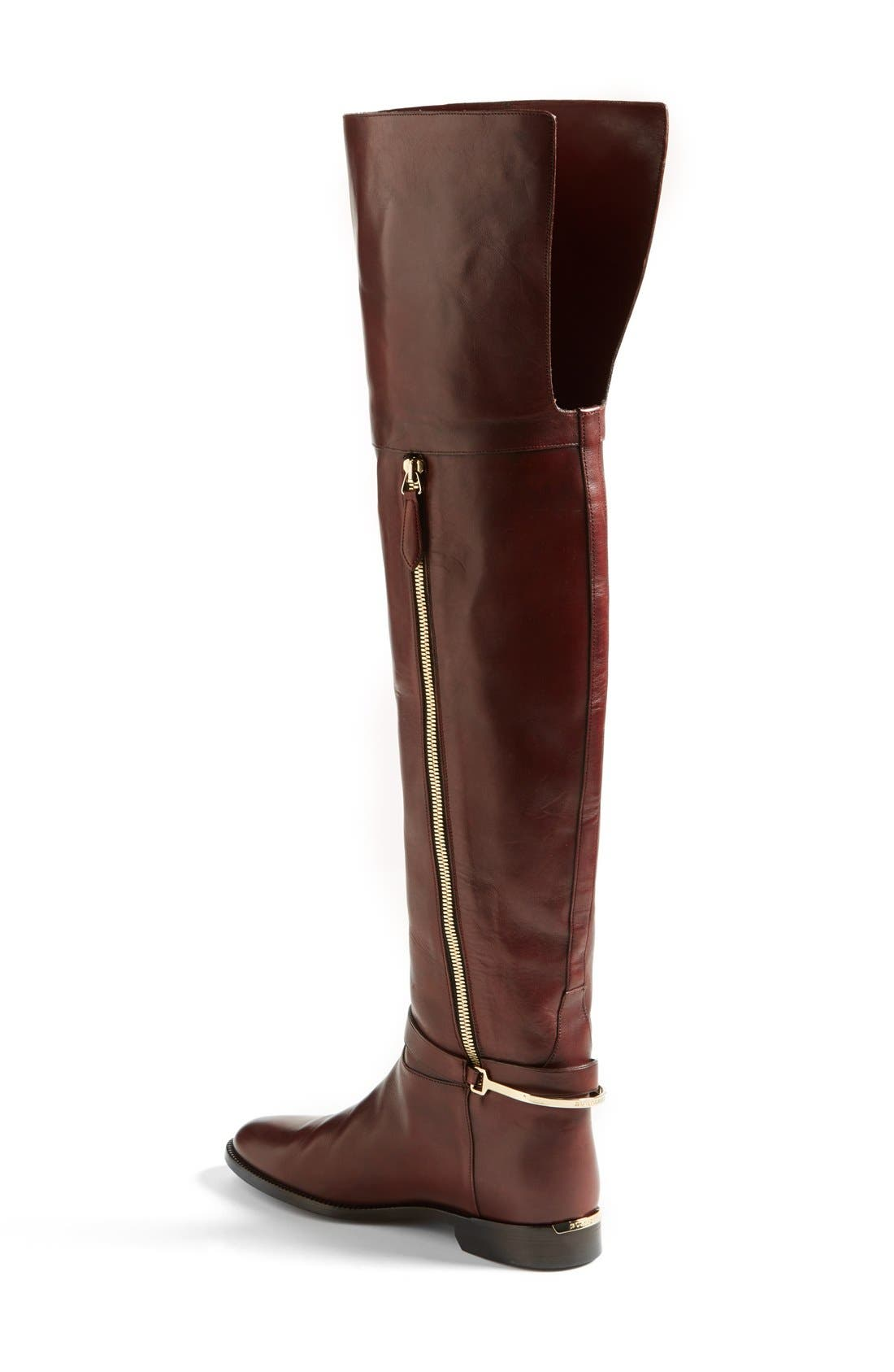 Alternate Image 2  - Burberry 'Carmack' Over the Knee Boot (Women)