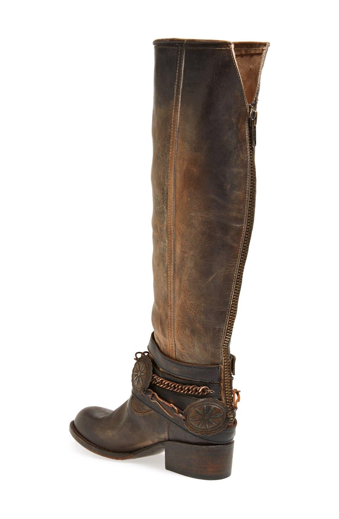 Alternate Image 2  - Freebird by Steven Western Leather Boot (Women)
