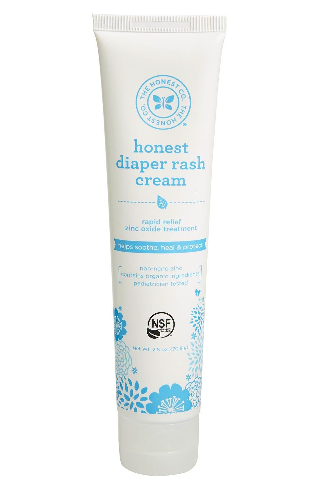 Alternate Image 1 Selected - The Honest Company Diaper Rash Cream