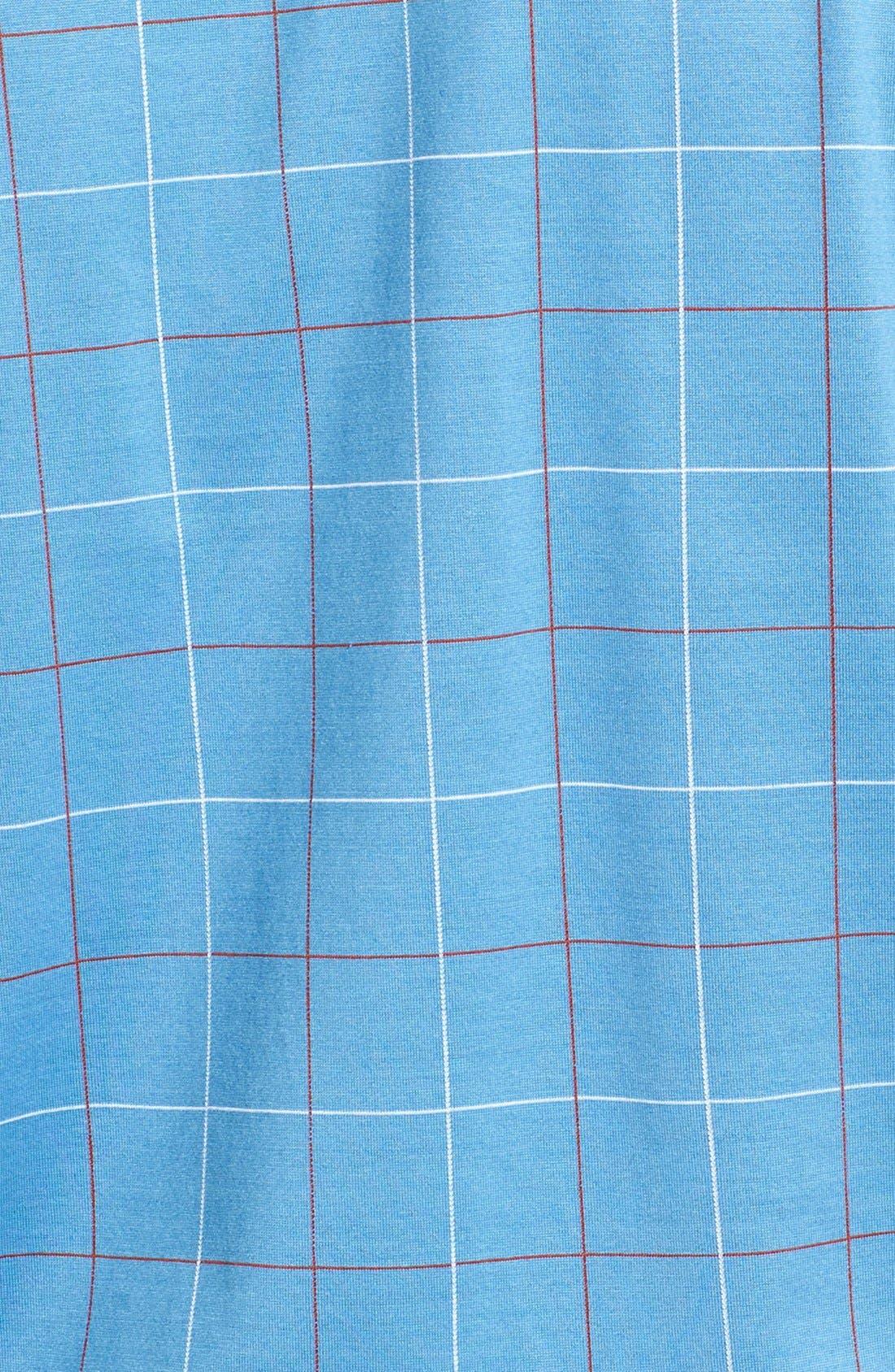 Alternate Image 3  - Peter Millar 'Fairfield' Regular Fit Windowpane Plaid Polo