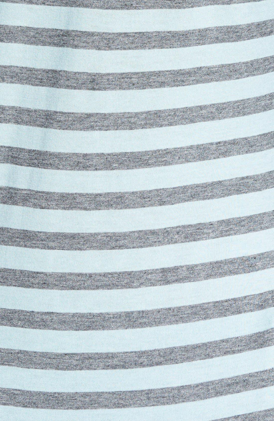 Alternate Image 3  - Halogen® Boatneck Long Sleeve Tee
