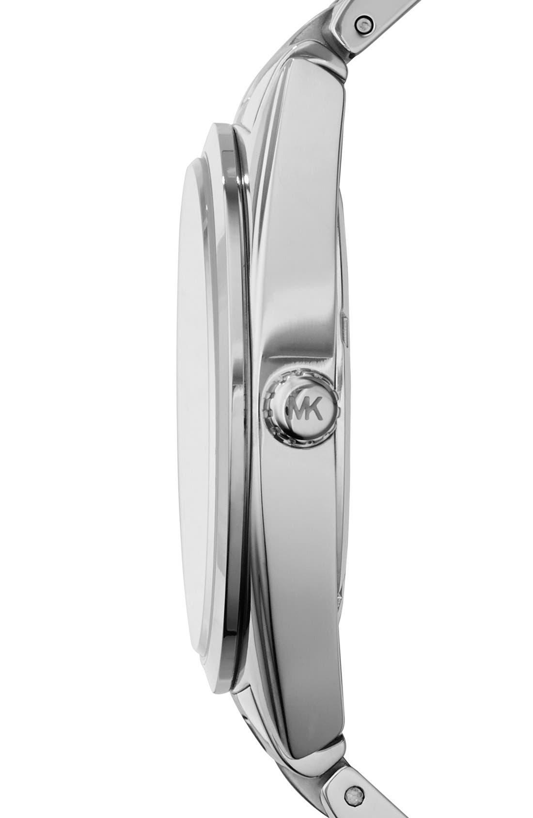 Alternate Image 3  - Michael Kors 'Callie' Multifunction Bracelet Watch, 39mm