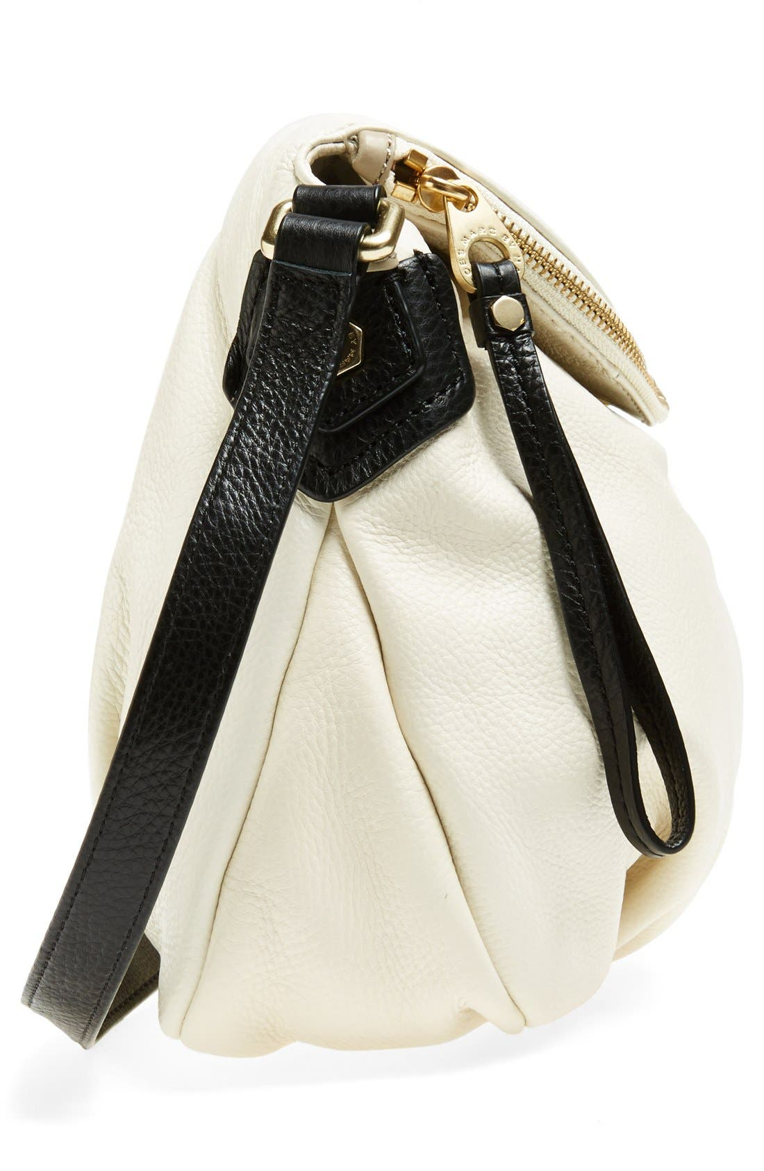 Alternate Image 2  - MARC BY MARC JACOBS 'Classic Q - Natasha' Leather Crossbody Bag