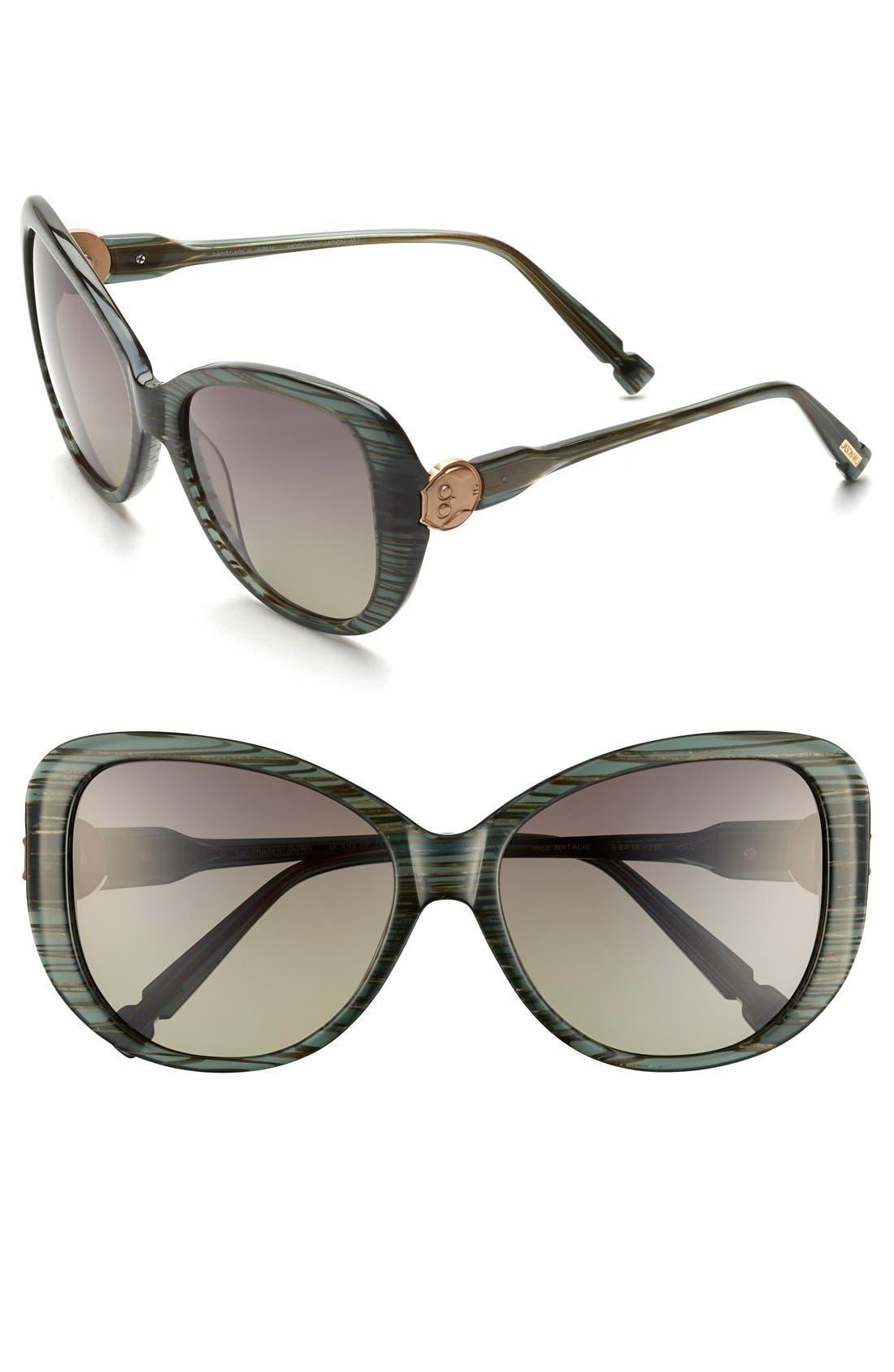 Alternate Image 1 Selected - Jason Wu 'Natalie' 56mm Sunglasses
