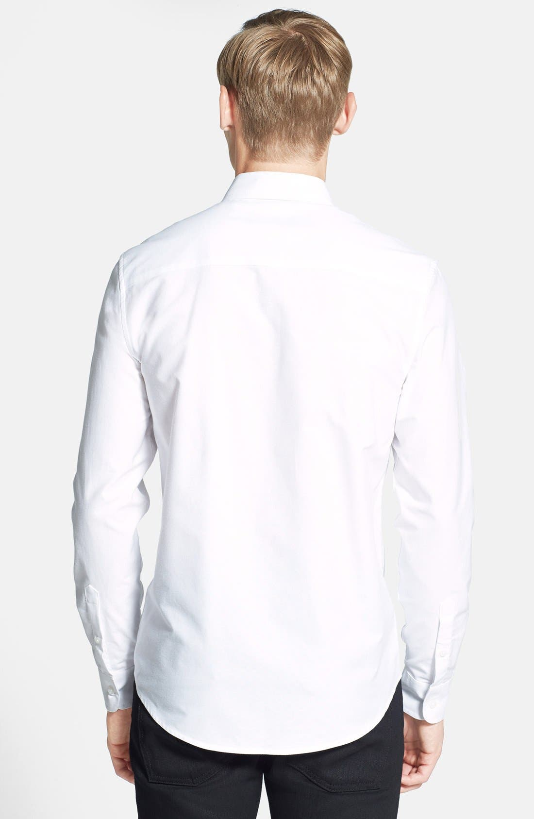 Alternate Image 2  - Topman Oxford Shirt