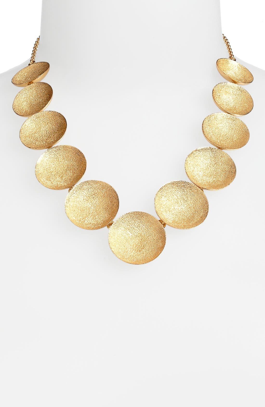 Main Image - Melinda Maria 'Bethenny' Frontal Necklace (Nordstrom Exclusive)