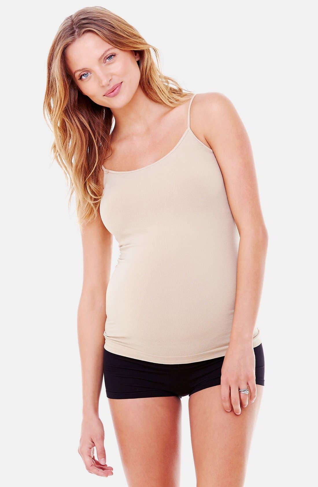 Main Image - Ingrid & Isabel® 'Everyday' Seamless Maternity Camisole