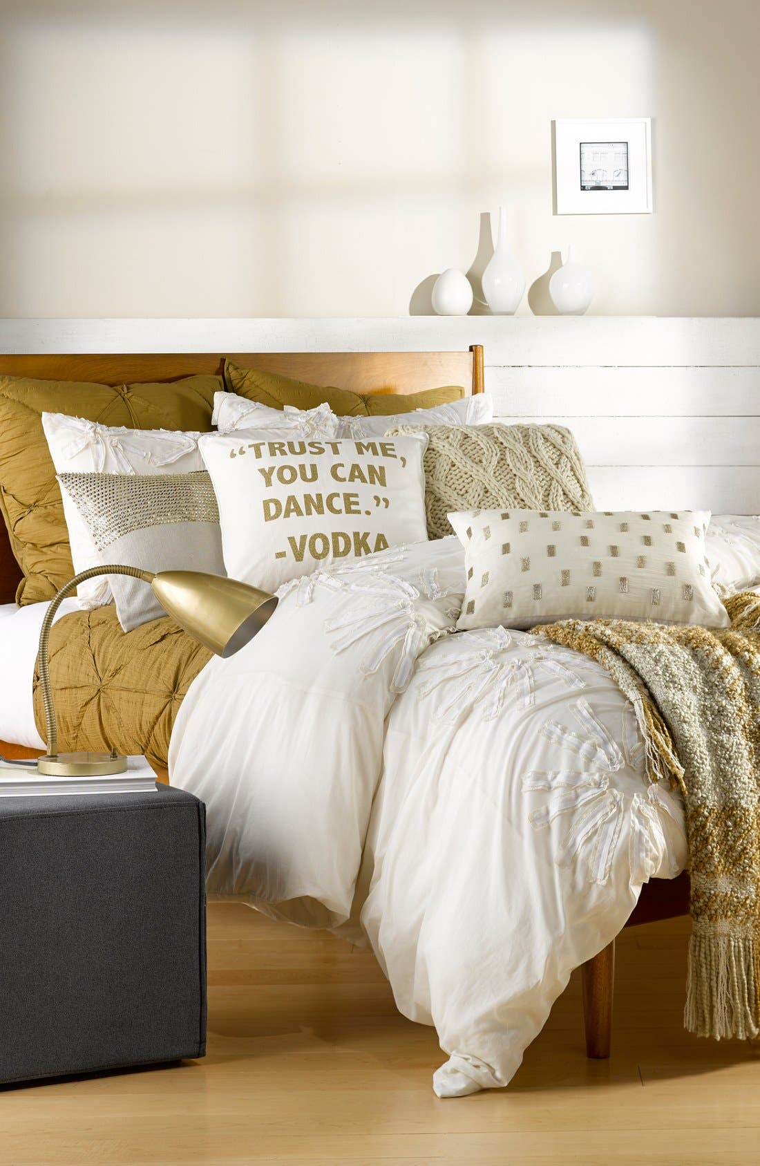 Alternate Image 2  - Levtex 'Trust Me' Accent Pillow
