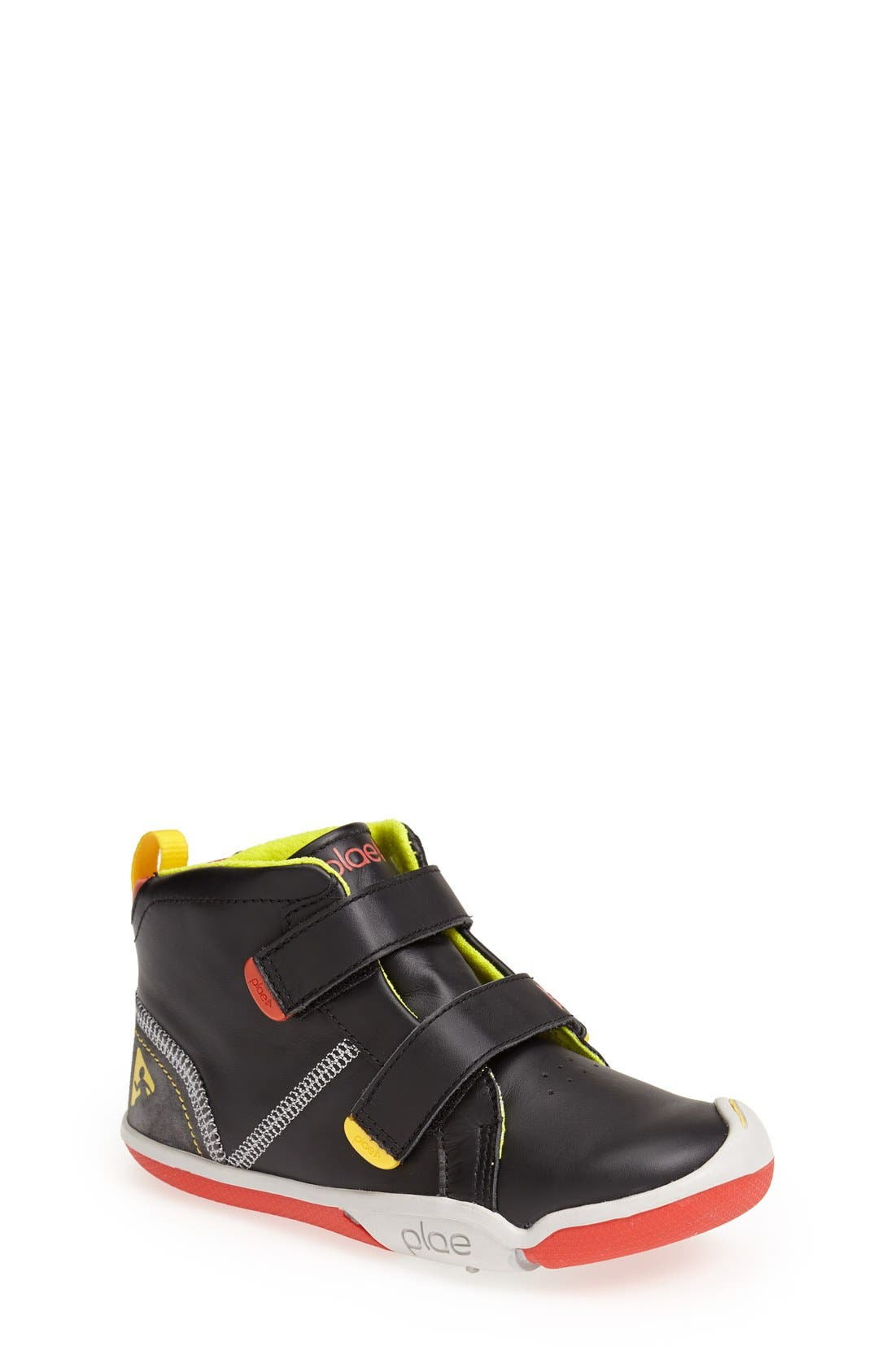 PLAE 'Max' Customizable High Top Sneaker (Toddler & Little Kid)
