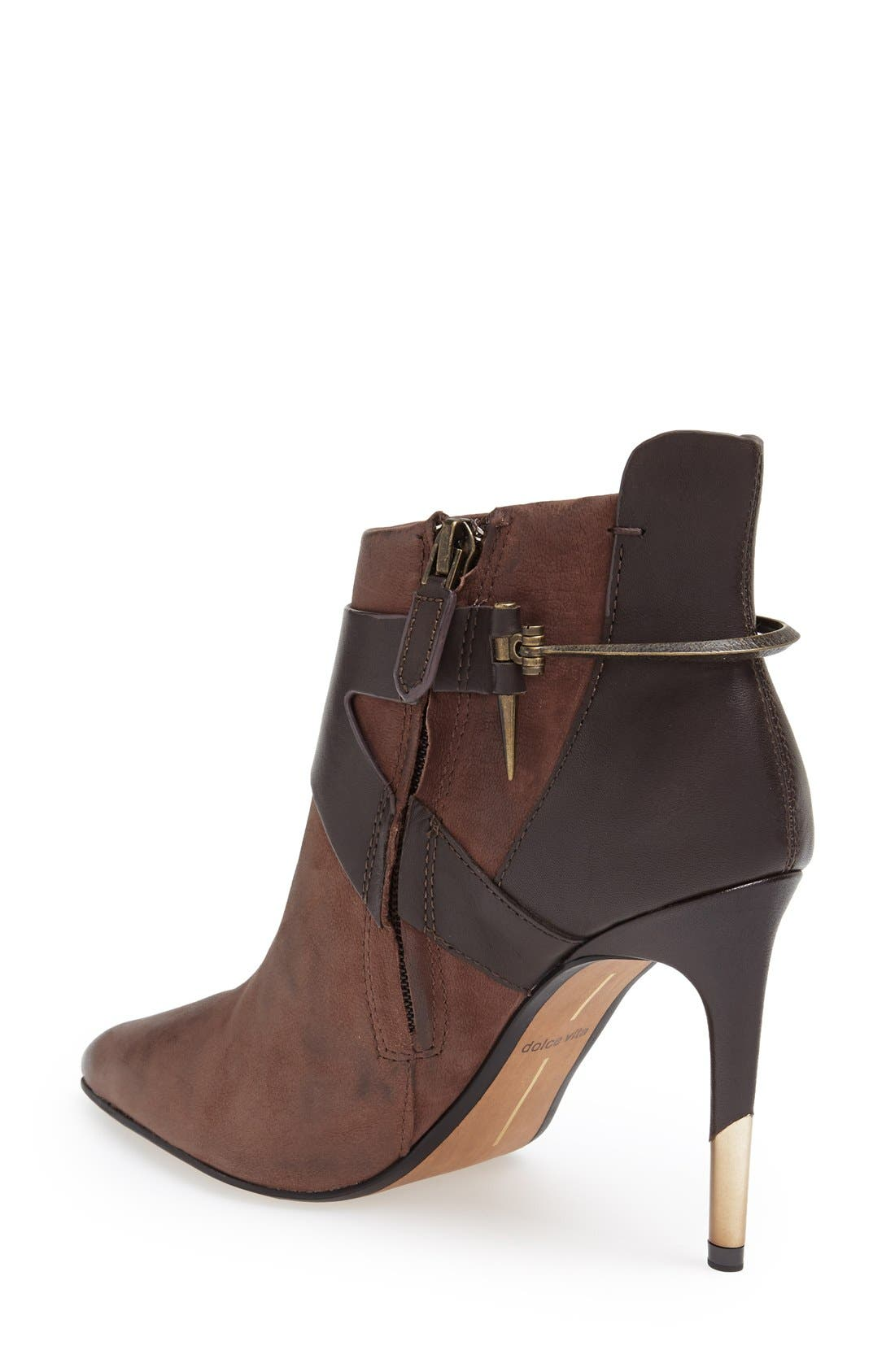 Alternate Image 2  - Dolce Vita 'Isleen' Pointy Toe Bootie (Women)