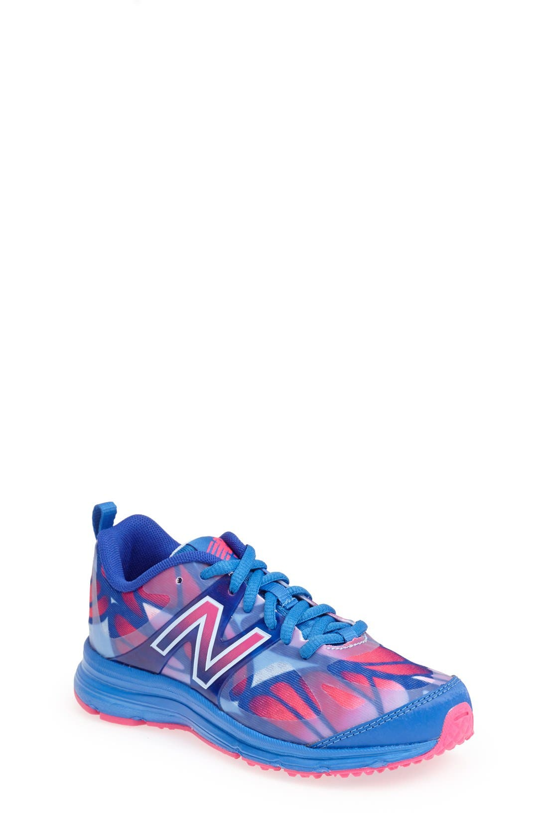 Main Image - New Balance 'Update 890 Beetles & Butterfly' Athletic Shoe (Toddler, Little Kid & Big Kid)