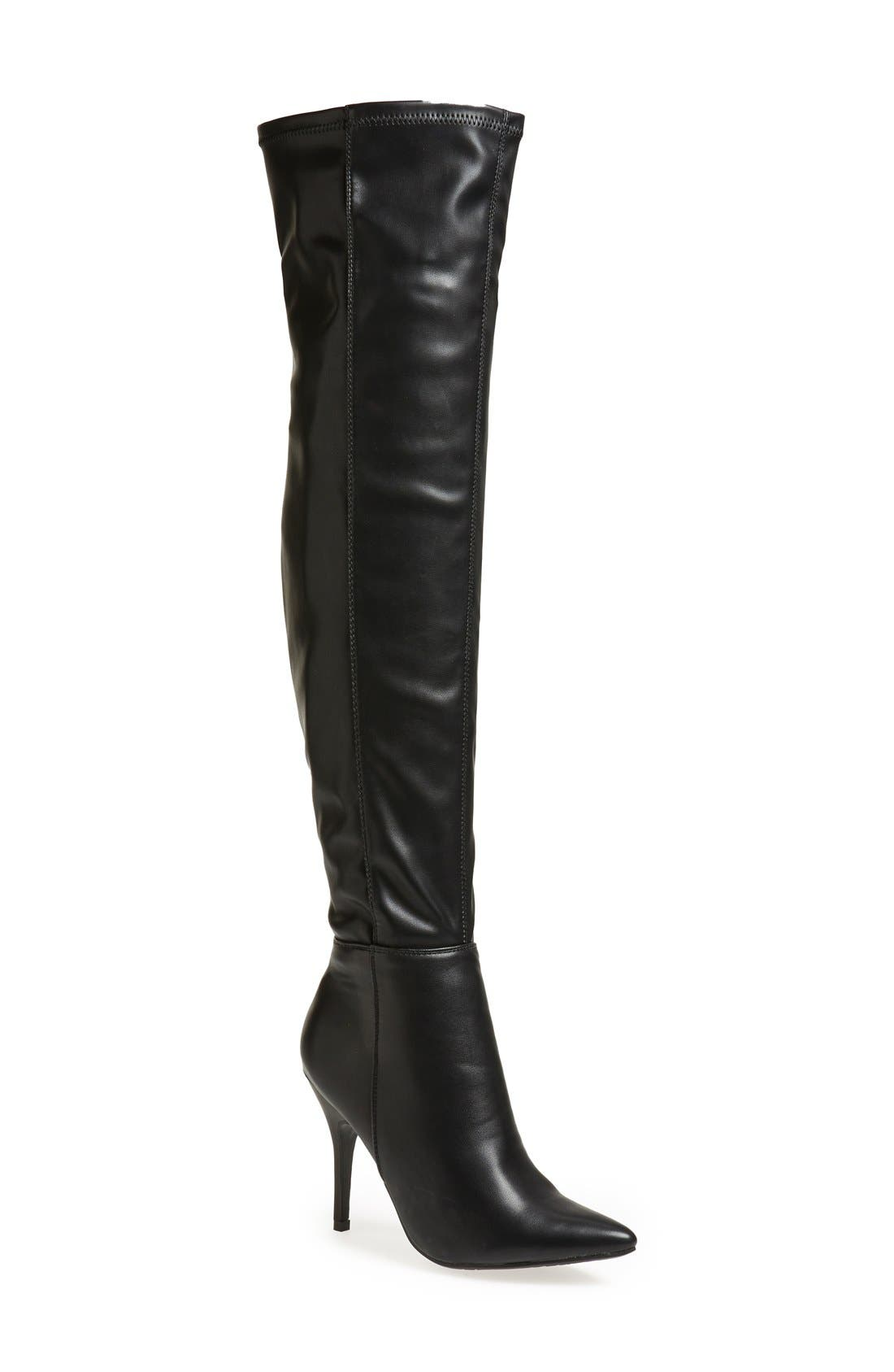 Alternate Image 1 Selected - Chinese Laundry 'Sacred' Over The Knee Boot
