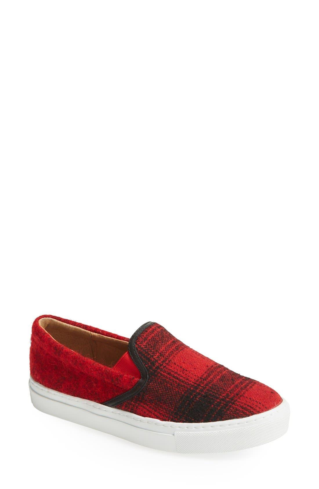Alternate Image 1 Selected - Bettye by Bettye Muller 'Bentley' Slip-On Sneaker (Women)