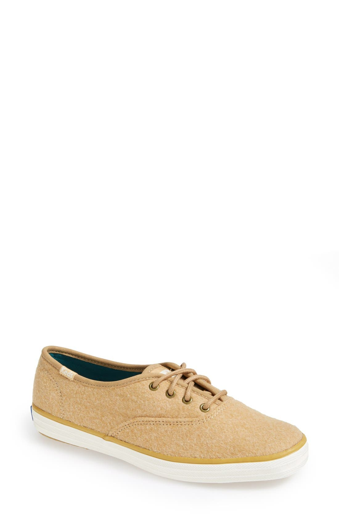 Alternate Image 1 Selected - Keds® 'Champion Felt' Sneaker (Women)