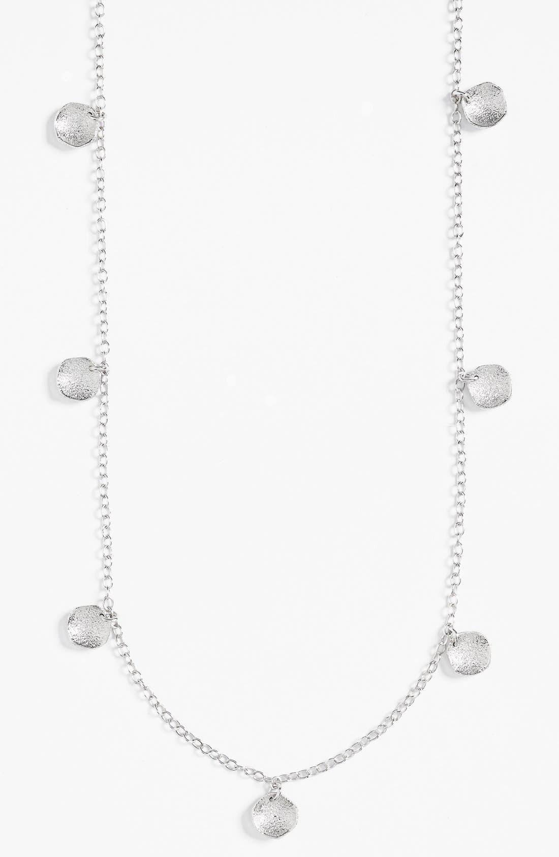 Alternate Image 2  - Melinda Maria Long Station Necklace