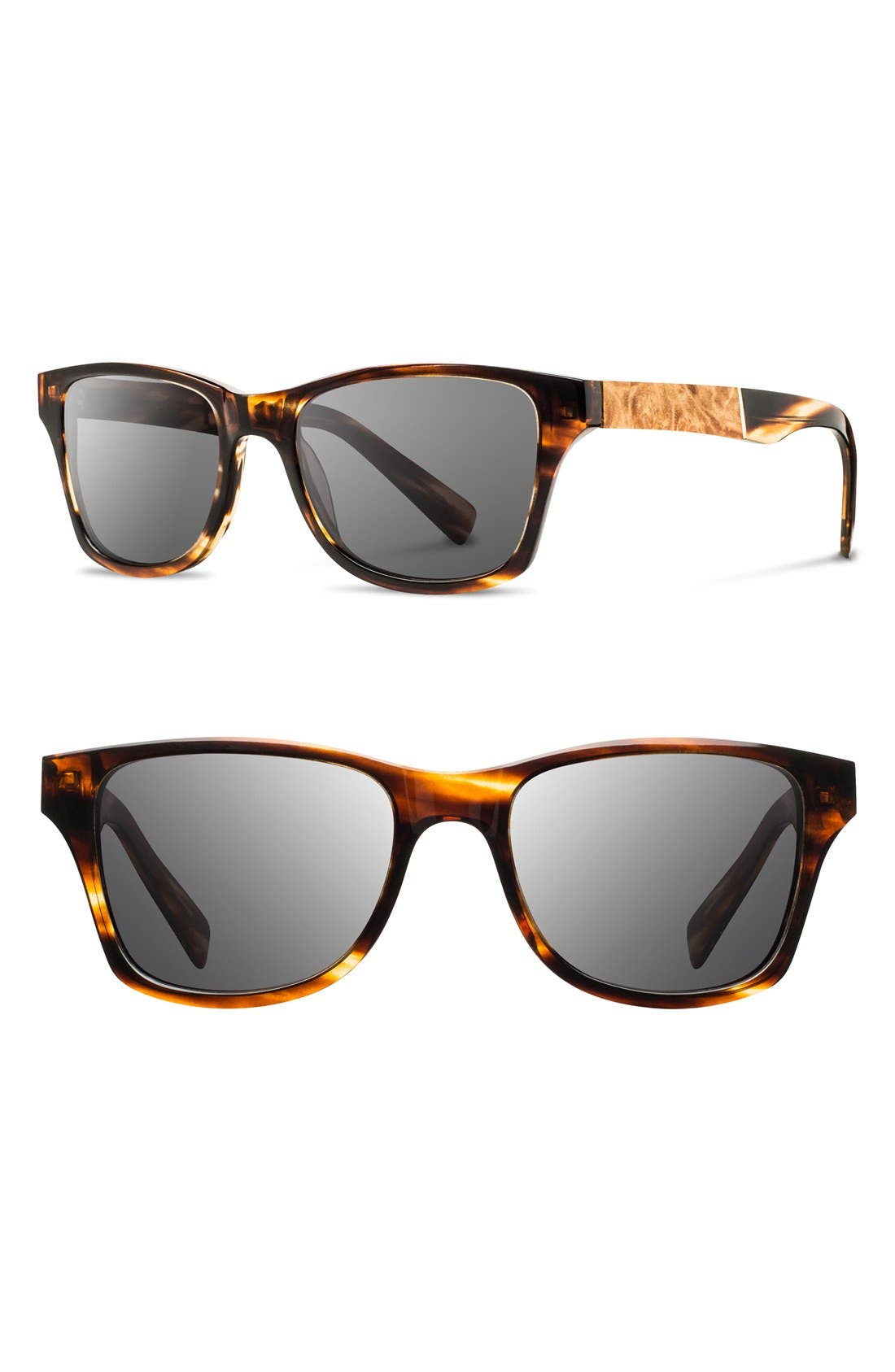 Main Image - Shwood 'Canby' 53mm Sunglasses