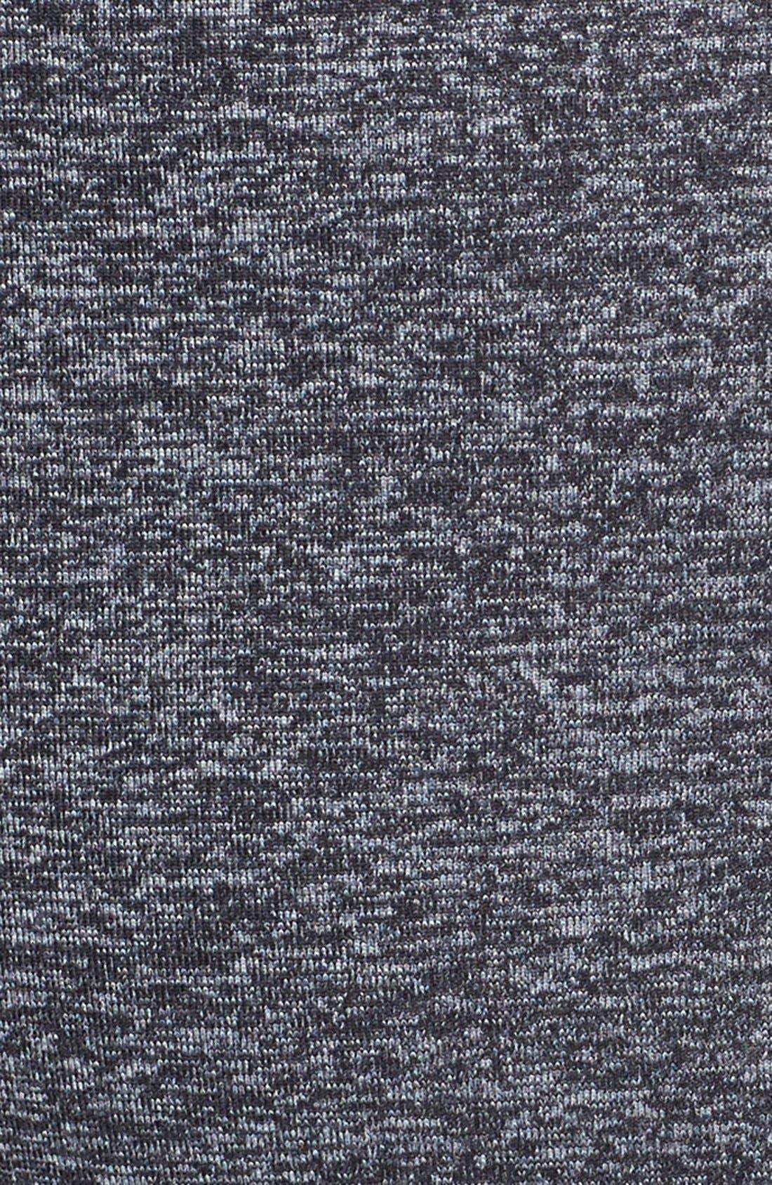 Alternate Image 4  - Zella 'Live In' Cross Dye Capris (Plus Size)