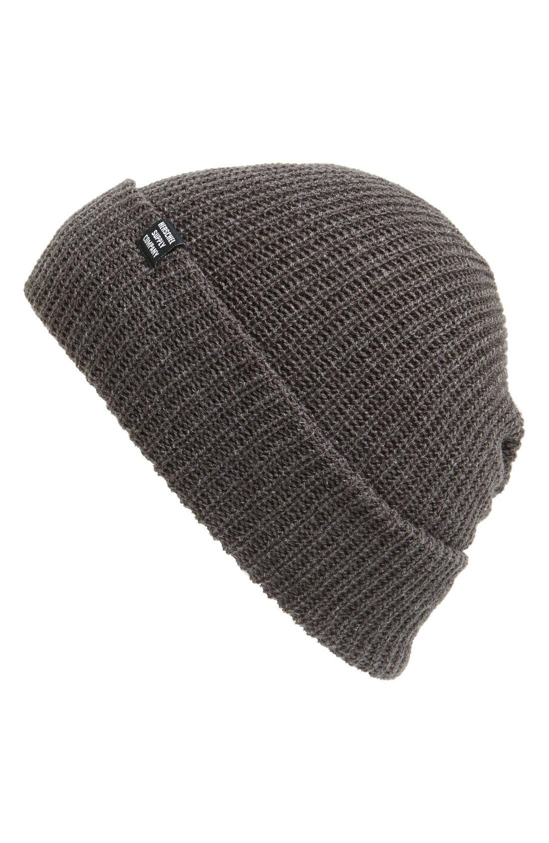 Herschel Supply Co. 'Quartz' Solid Knit Cap