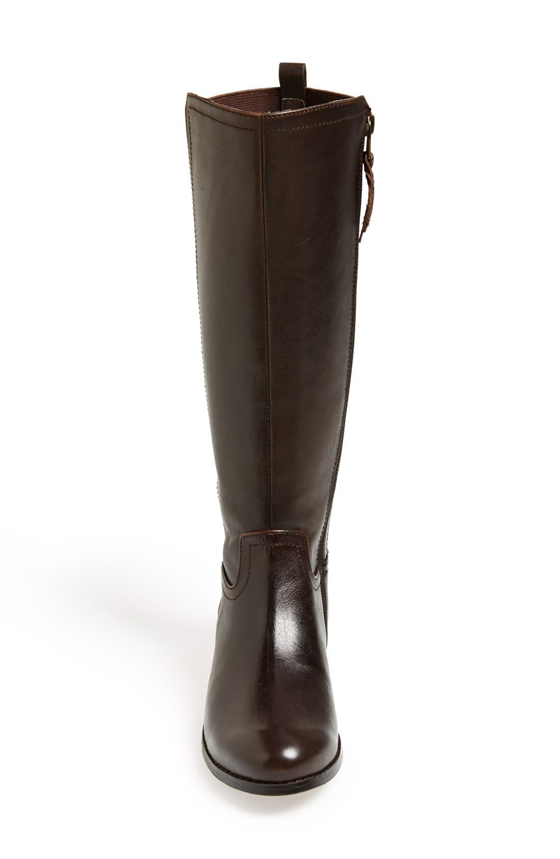 Alternate Image 3  - Trotters 'Signature Lucia' Leather Riding Boot (Women)