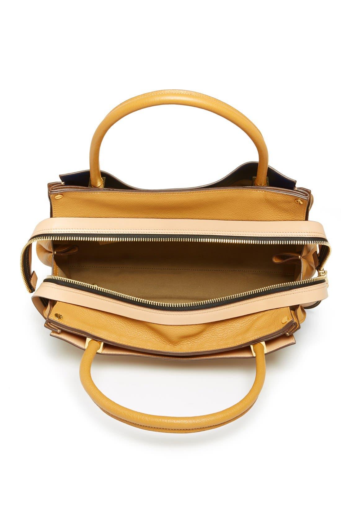 Alternate Image 3  - Chloé 'Dree - Medium' Leather Satchel