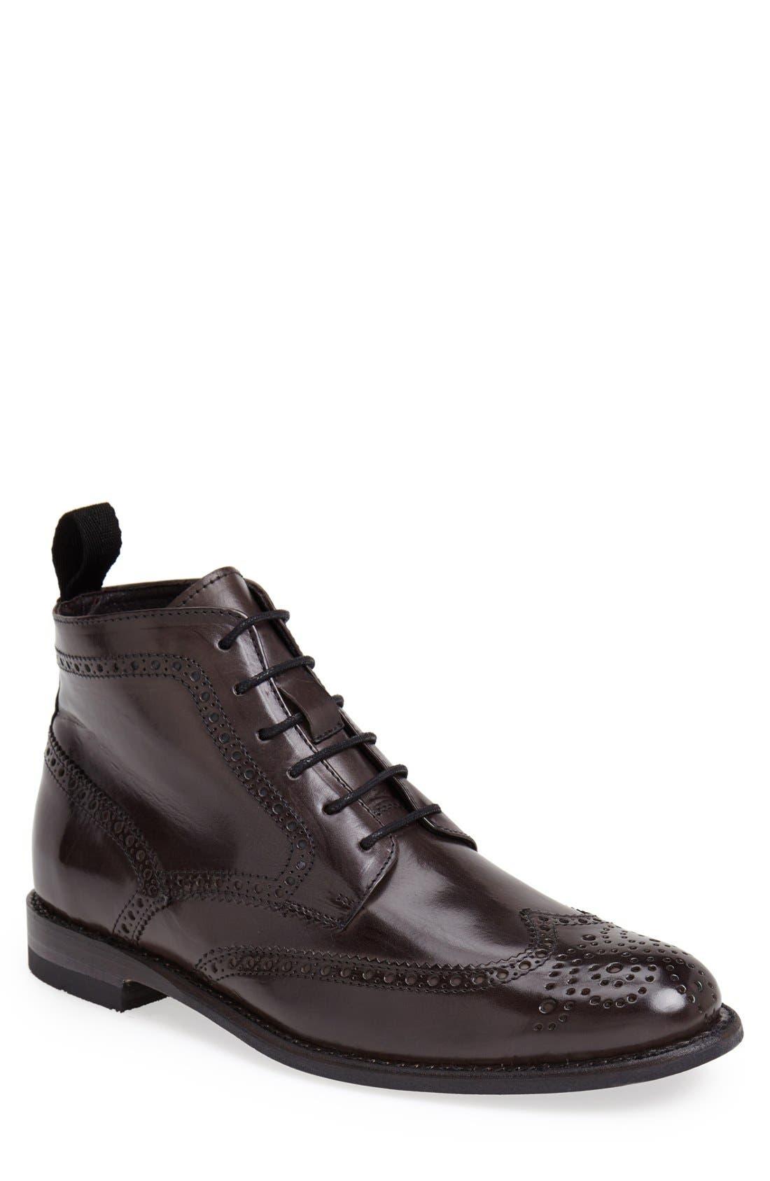Sendra 'Newport' Wingtip Boot (Men)