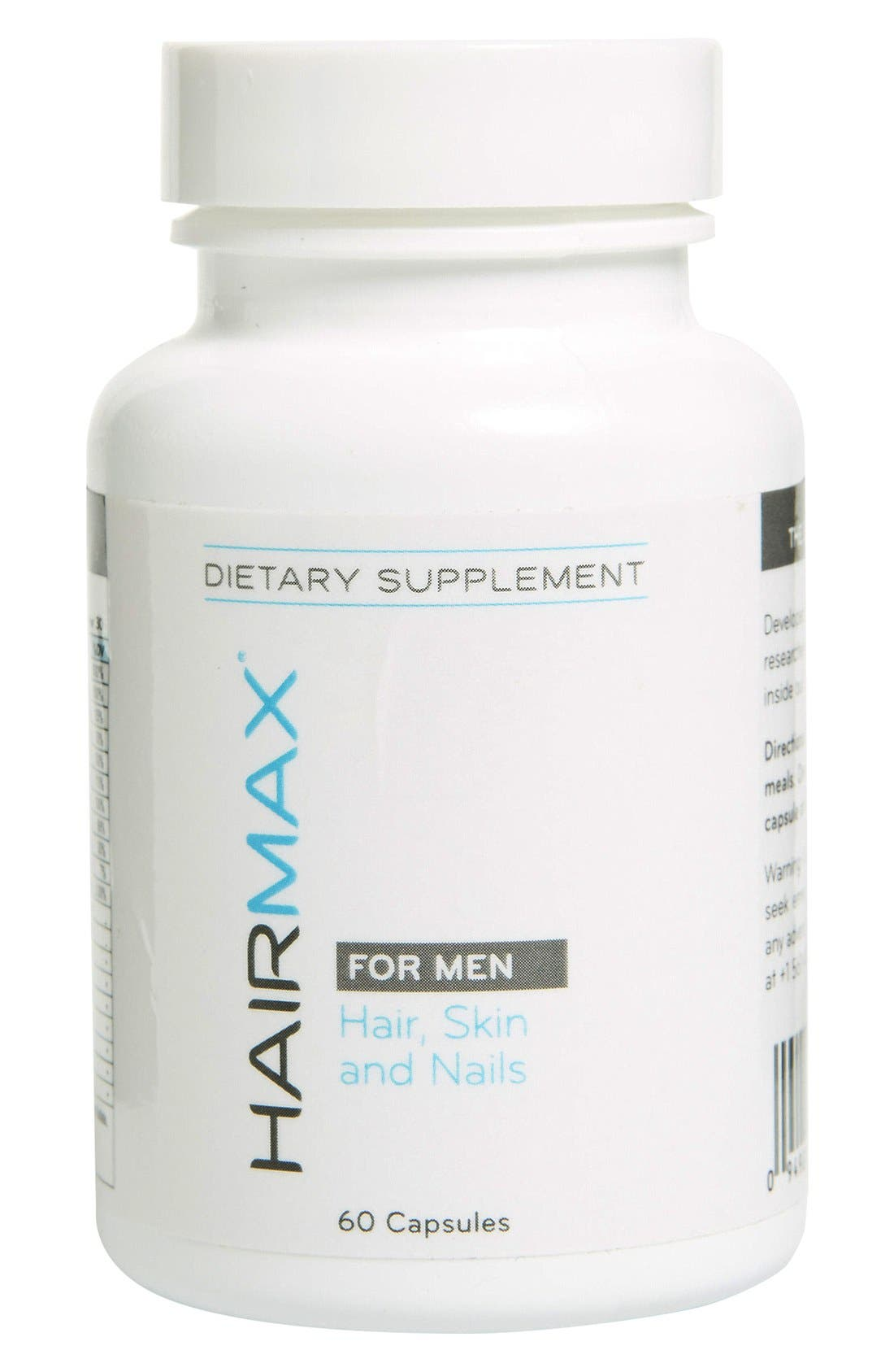 Alternate Image 1 Selected - HAIRMAX® Essential Hair Vitamins for Men