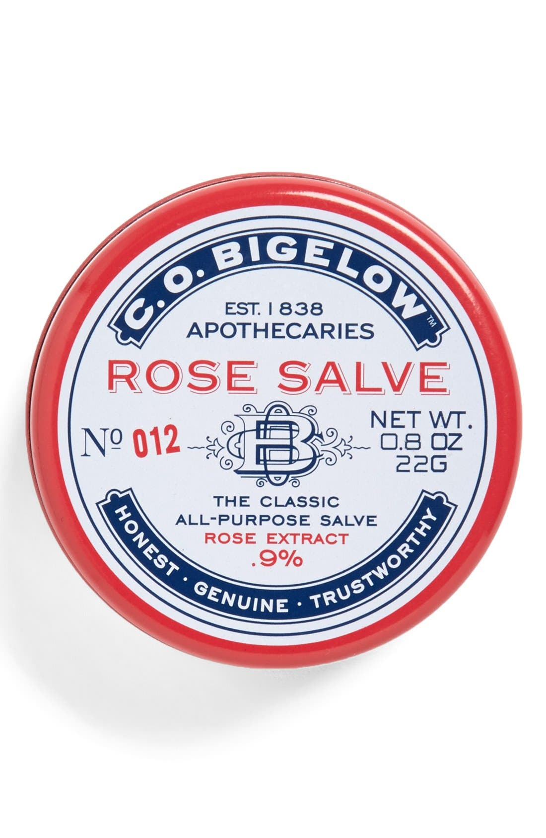 C.O. Bigelow® Rose Salve Lip Balm