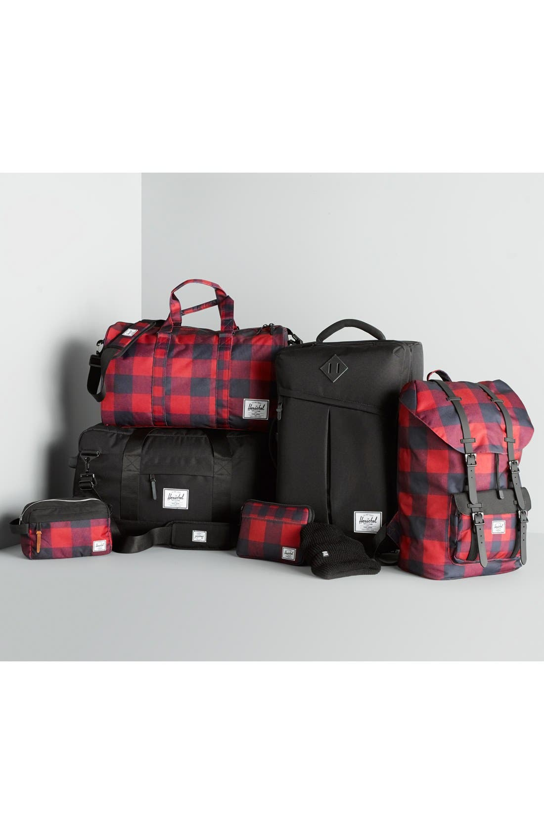 Alternate Image 5  - Herschel Supply Co. 'Chapter Buffalo' Toiletry Kit