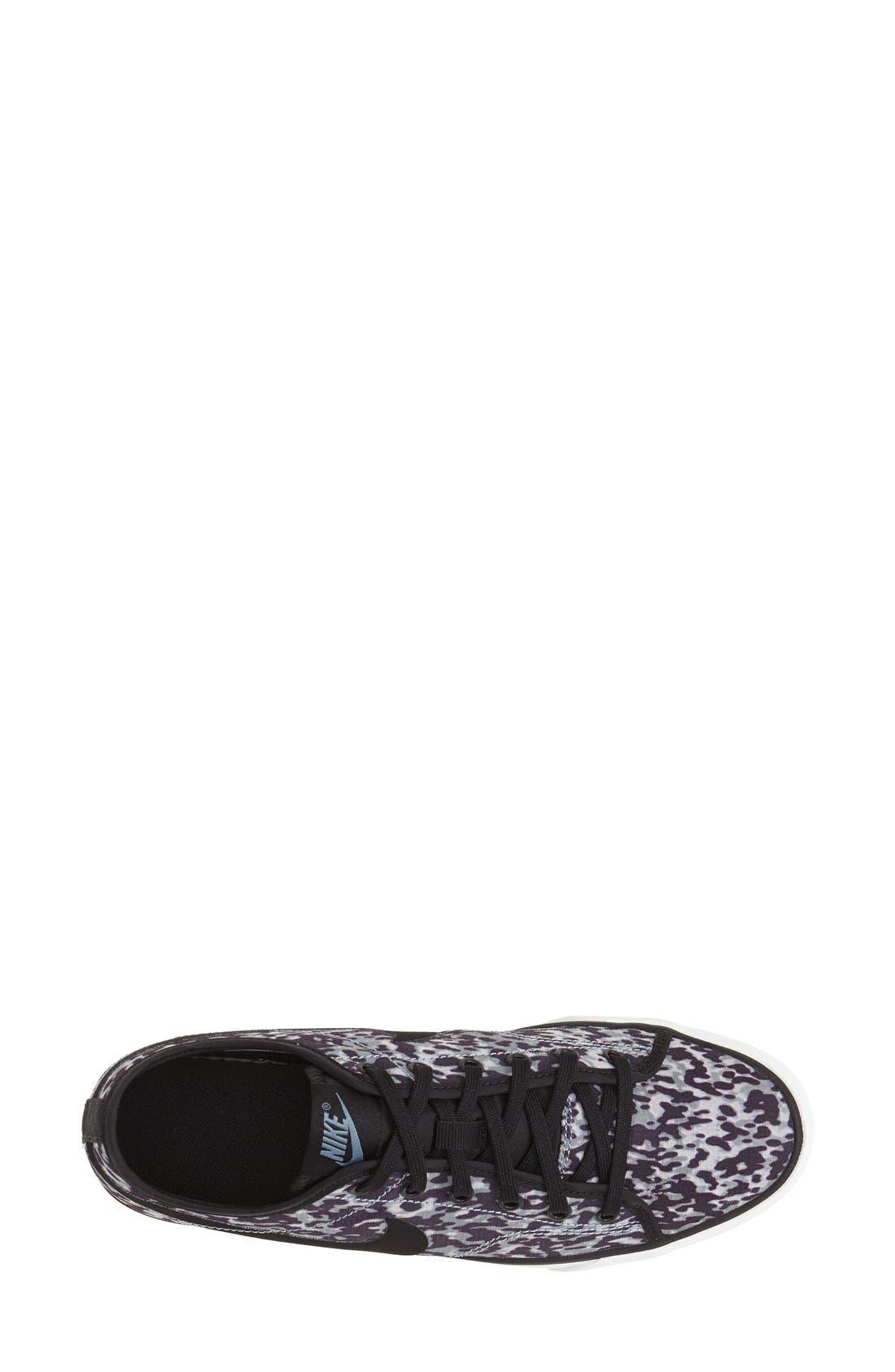 Alternate Image 3  - Nike 'Primo - Court' Printed Canvas Sneaker (Women)