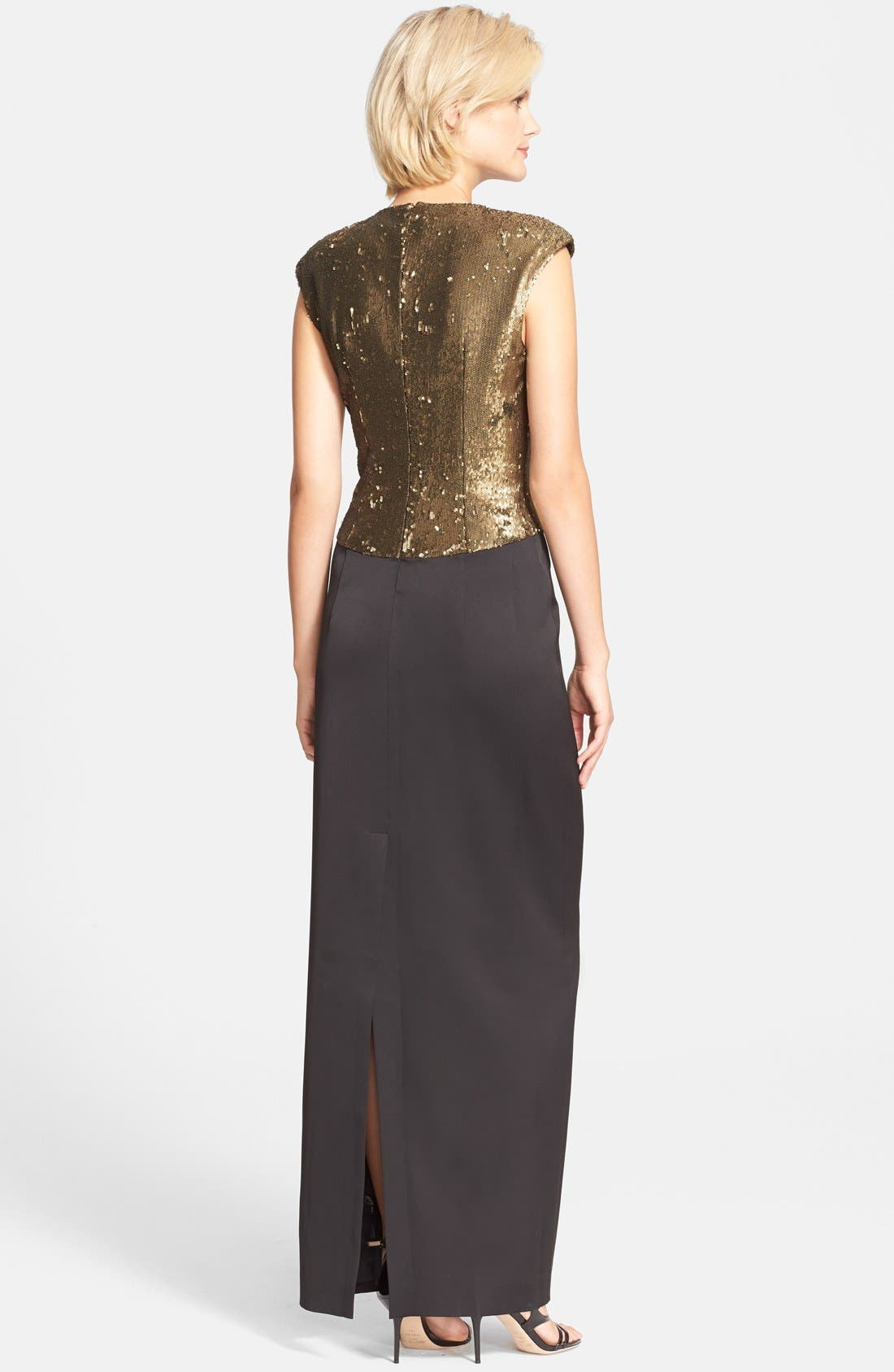 Alternate Image 2  - Ted Baker London 'Aroha' Embellished Maxi Dress
