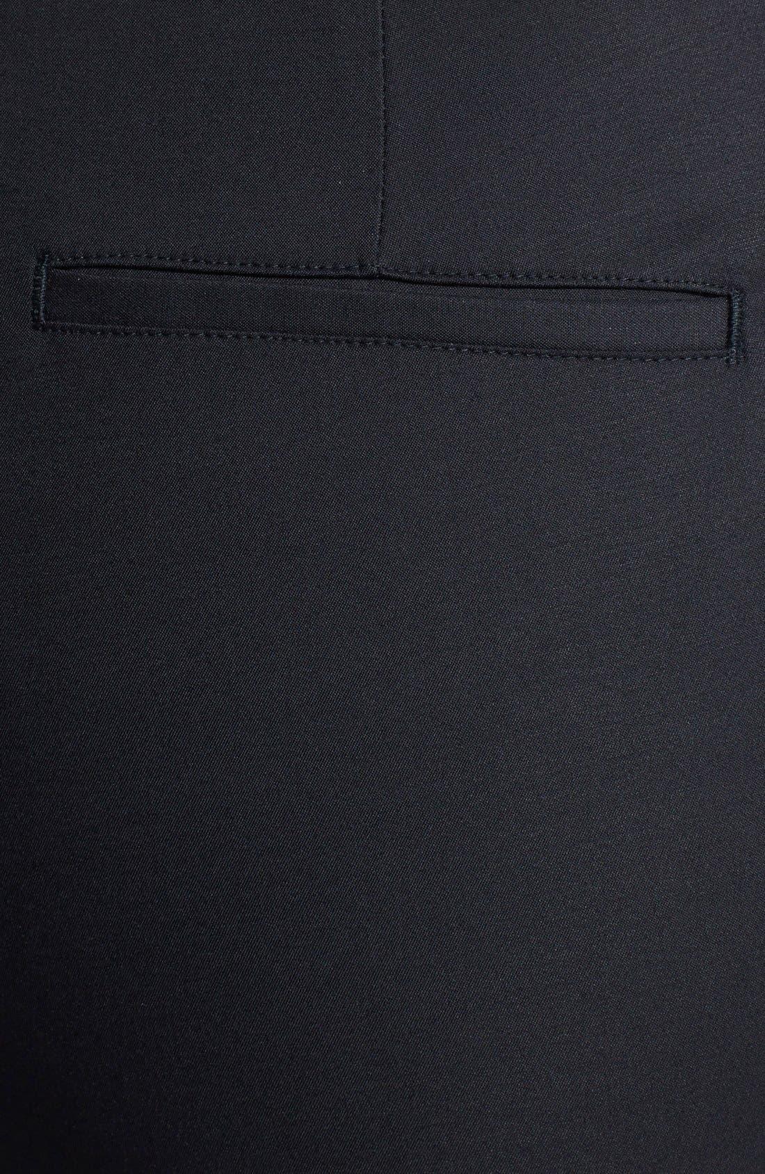 'The Perfect' Pants,                             Alternate thumbnail 3, color,                             Black Onyx