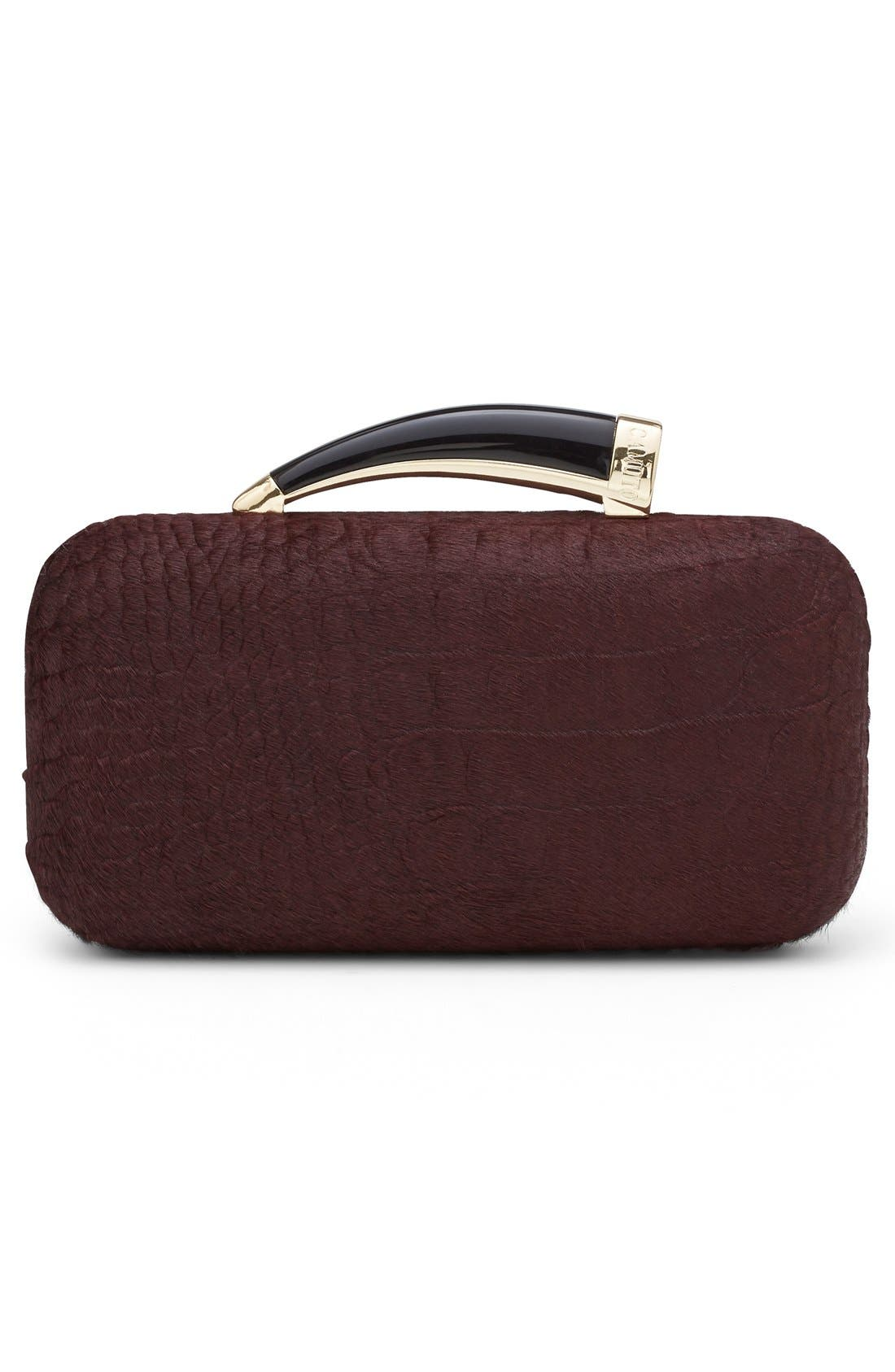 Alternate Image 2  - Vince Camuto 'Horn' Clutch