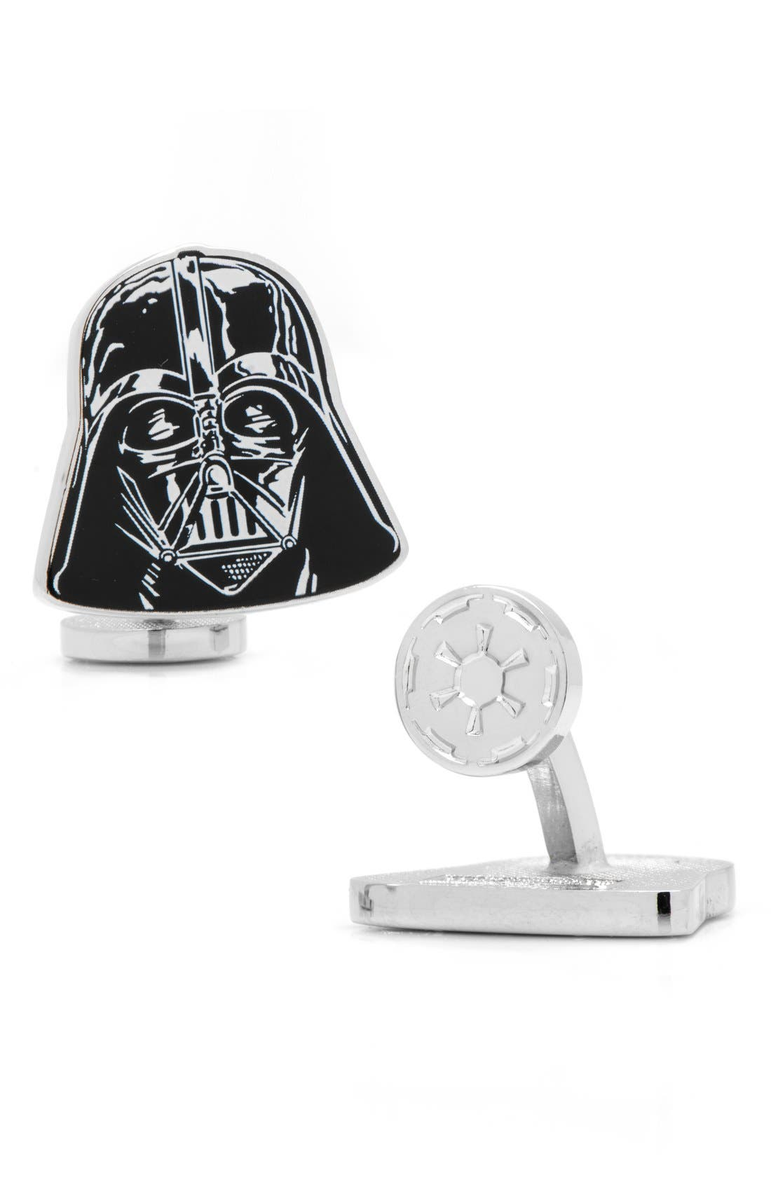 Main Image - Cufflinks, Inc. 'Star Wars™ - Darth Vader' Cuff Links