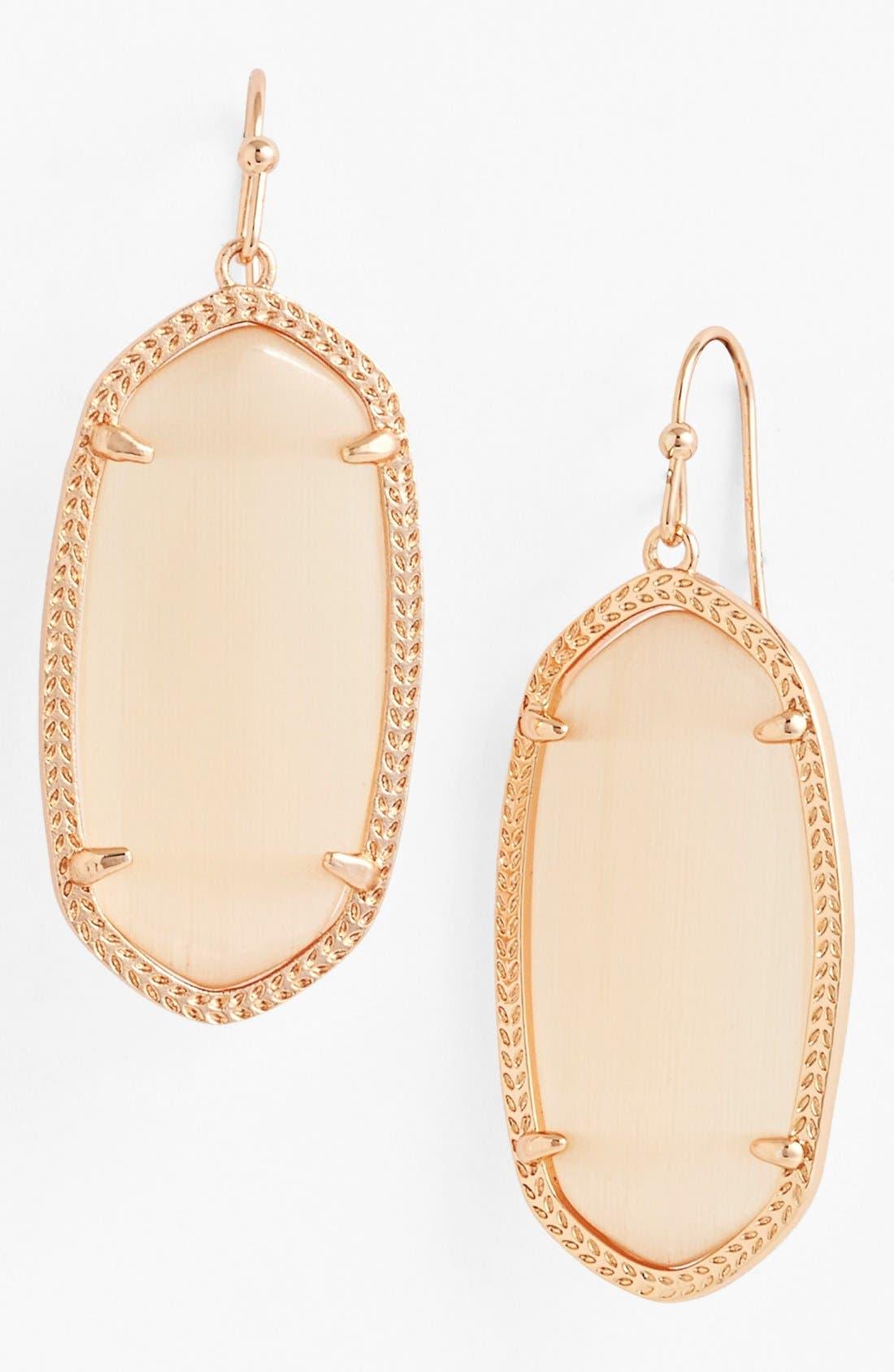 Main Image - Kendra Scott 'Elle' Drop Earrings