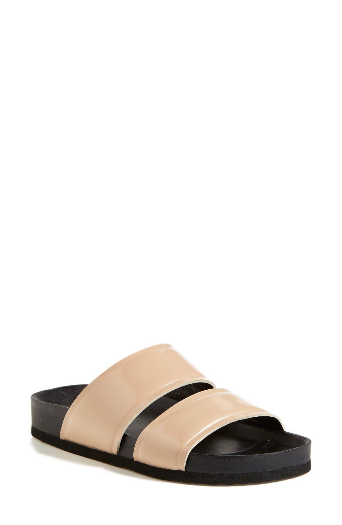 Alternate Image 1 Selected - Vince 'Orion' Slide Sandal (Women)