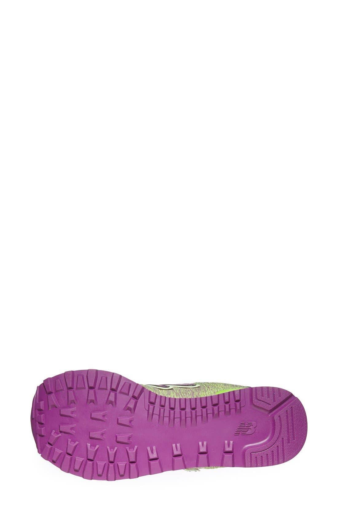 Alternate Image 3  - New Balance '574 - Static' Sneaker (Women)