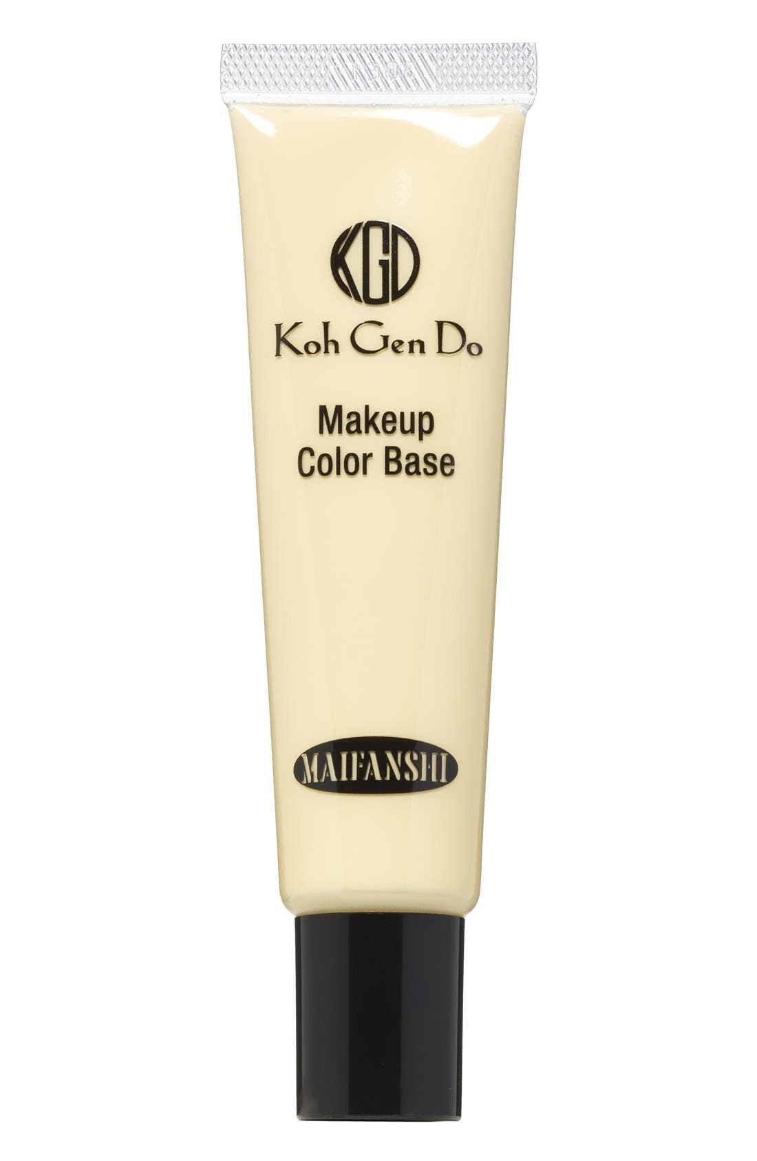 Koh Gen Do 'Maifanshi - Yellow' Makeup Color Base